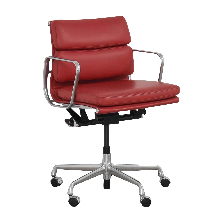 shop Herman Miller Eames Soft Pad Management Chair Herman Miller