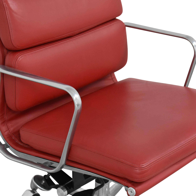 Herman Miller Herman Miller Eames Soft Pad Management Chair for sale