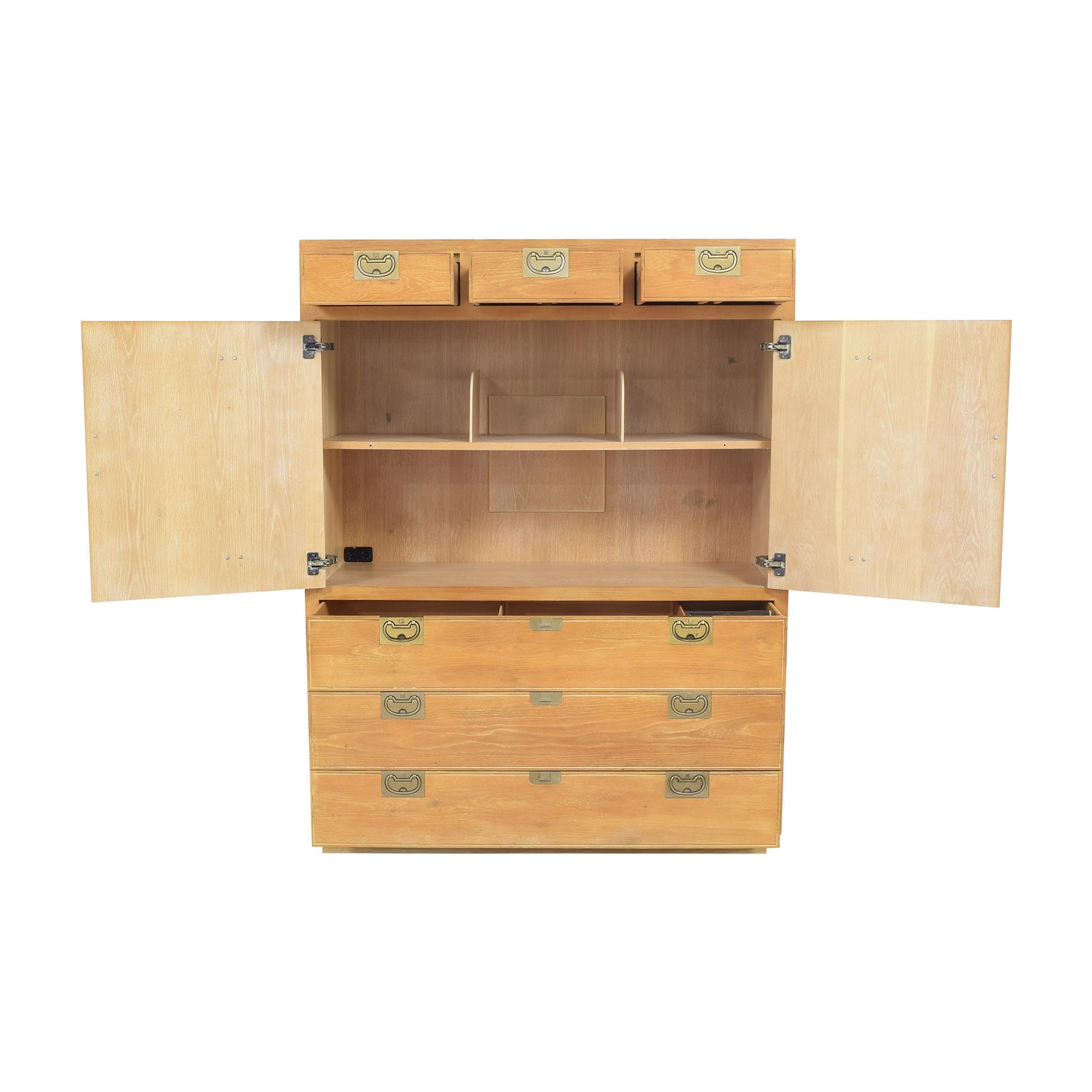 buy Henredon Furniture Bel Air Armoire Henredon Furniture Wardrobes & Armoires