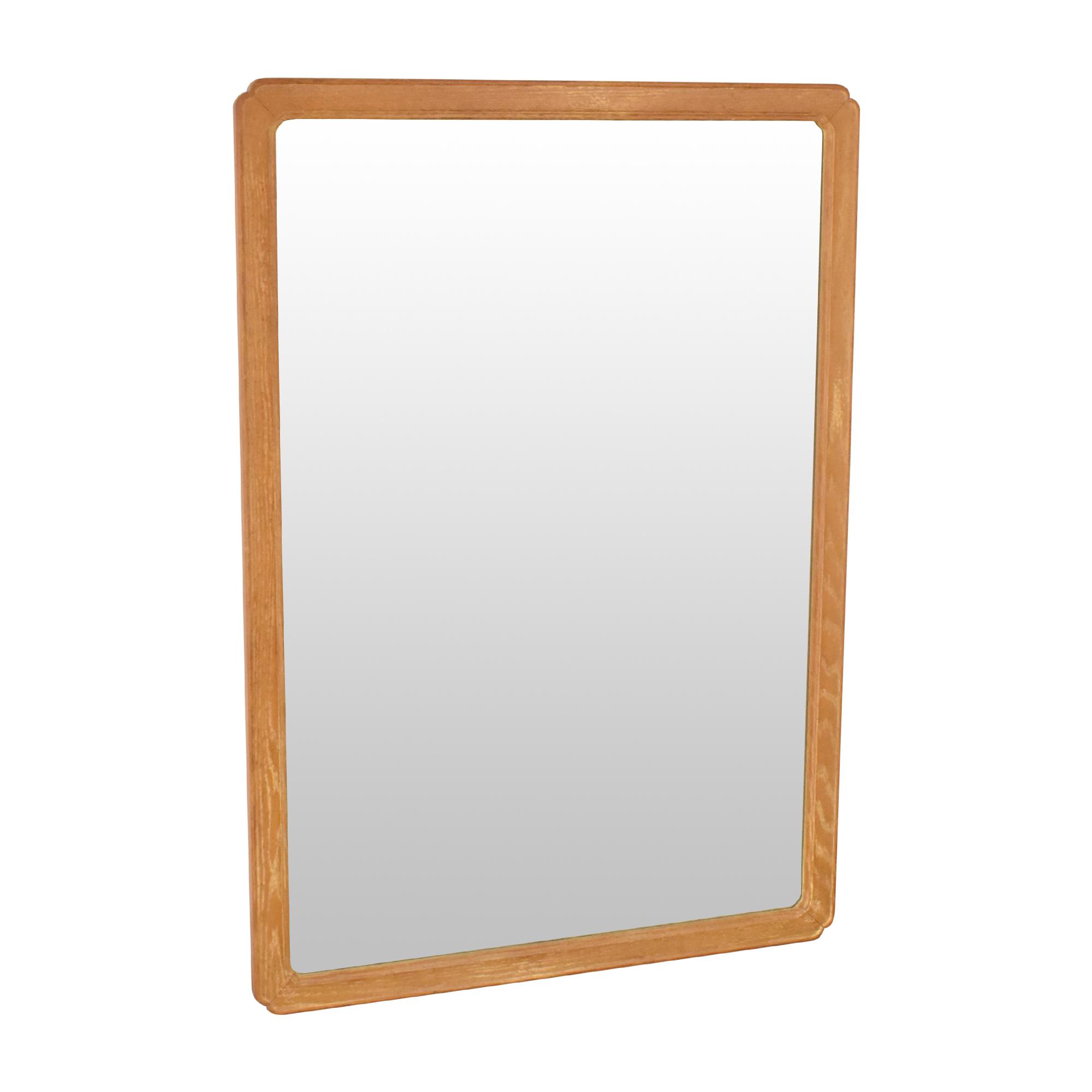 Henredon Framed Mirror / Decor