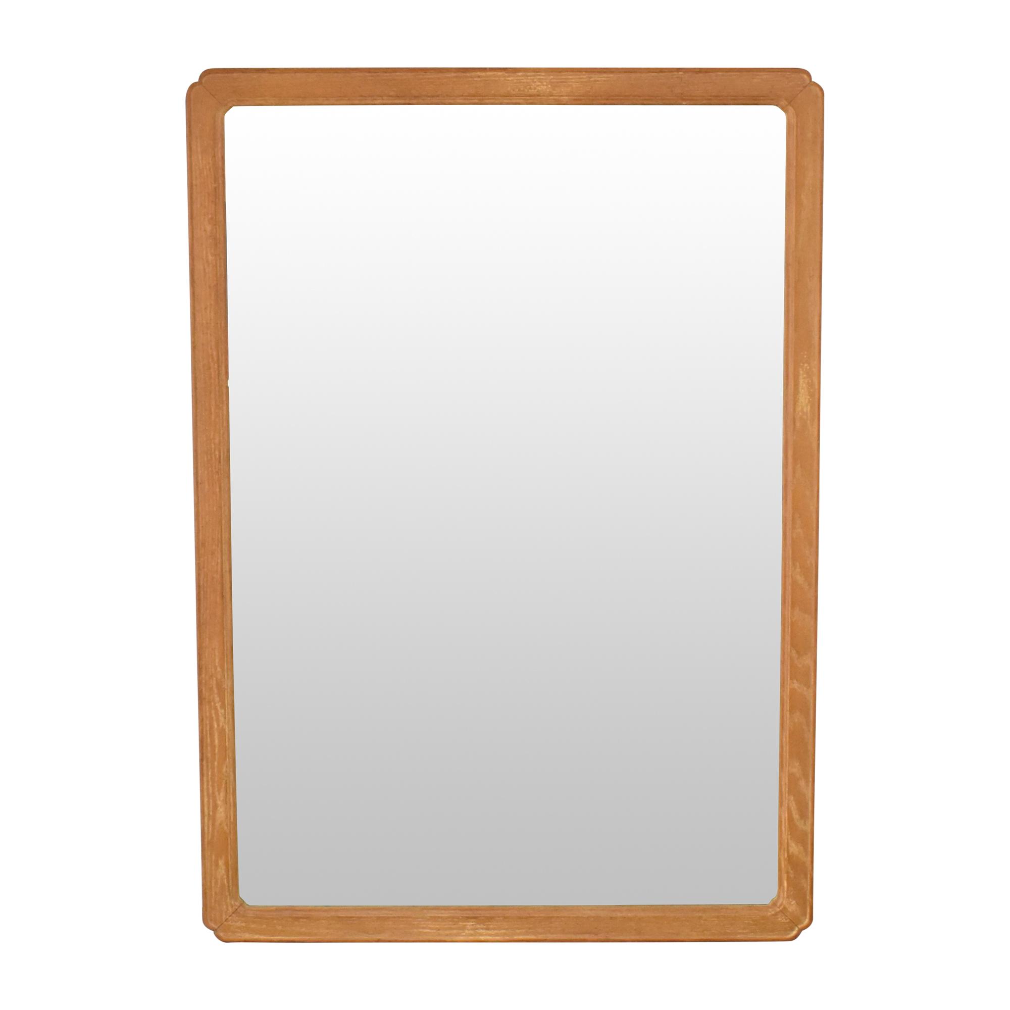 Henredon Furniture Henredon Framed Mirror dimensions
