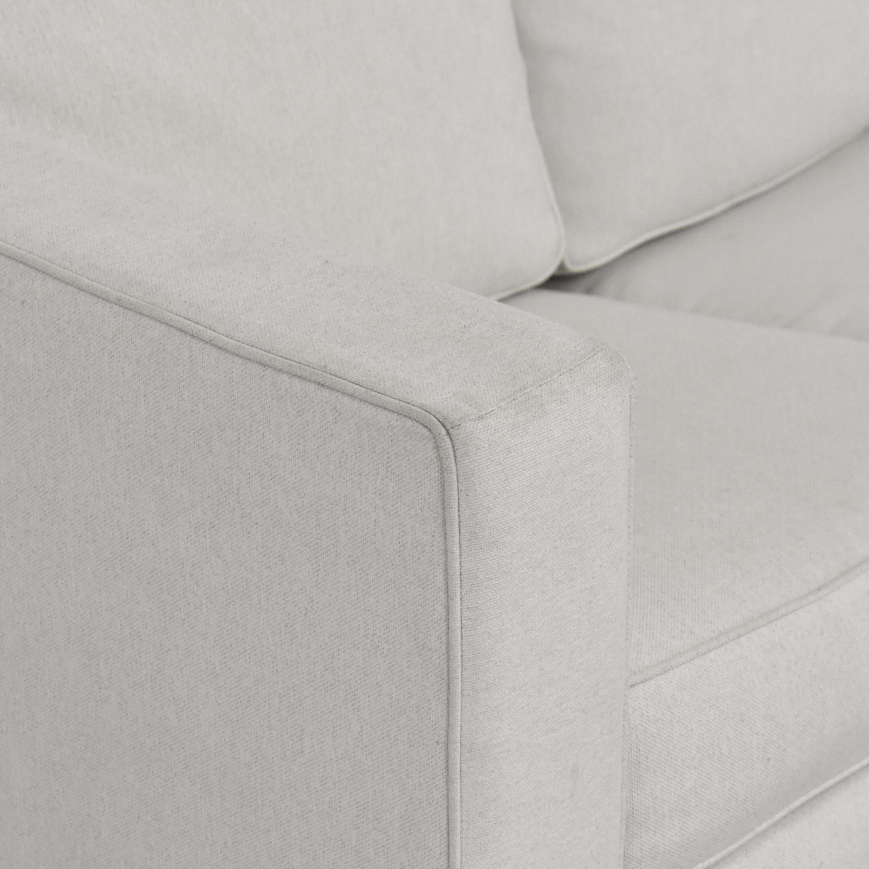 buy West Elm West Elm Henry Twin Sleeper Sofa online