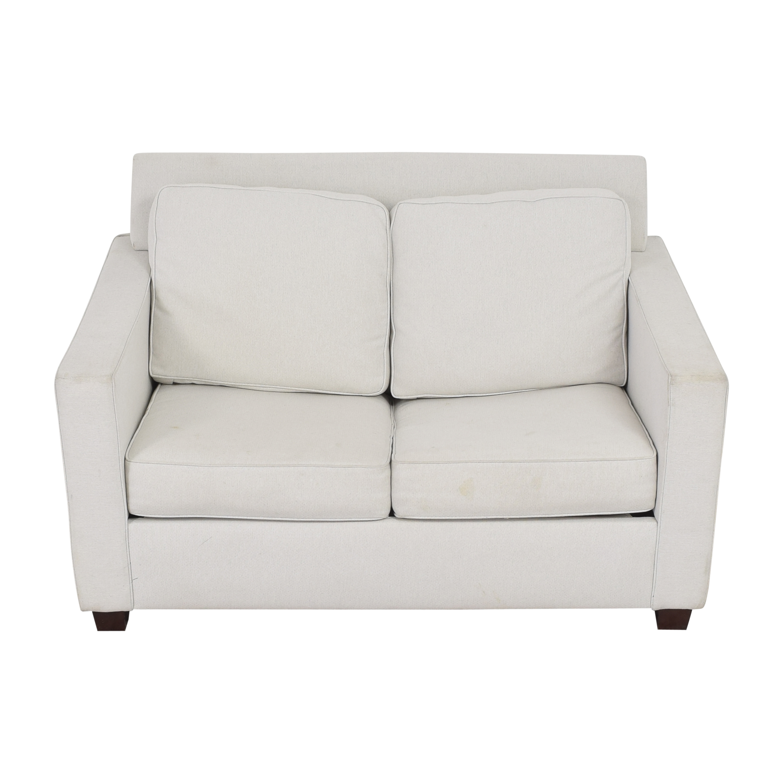 West Elm West Elm Henry Twin Sleeper Sofa for sale