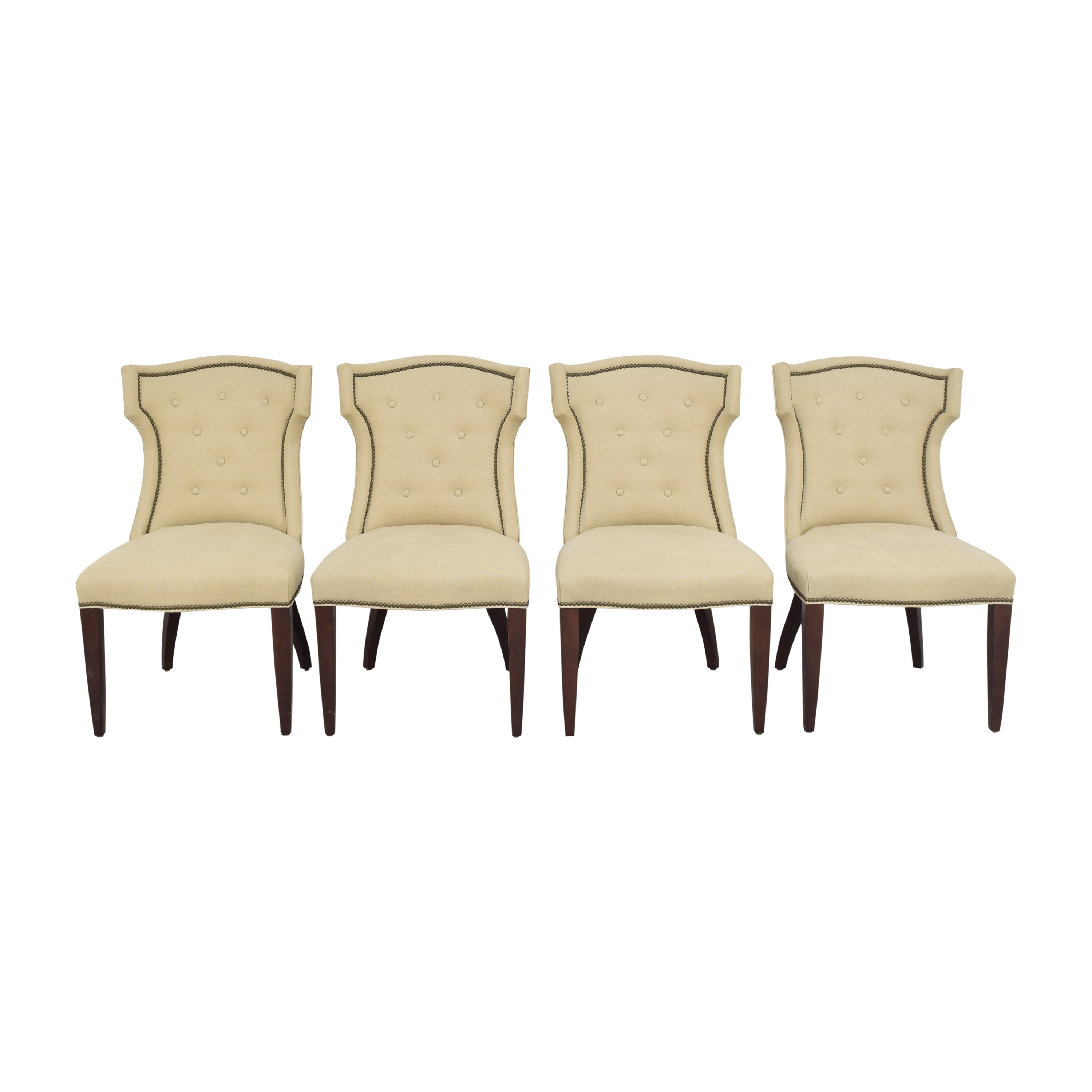 Lillian August Lillian August Quinn Dining Chairs pa