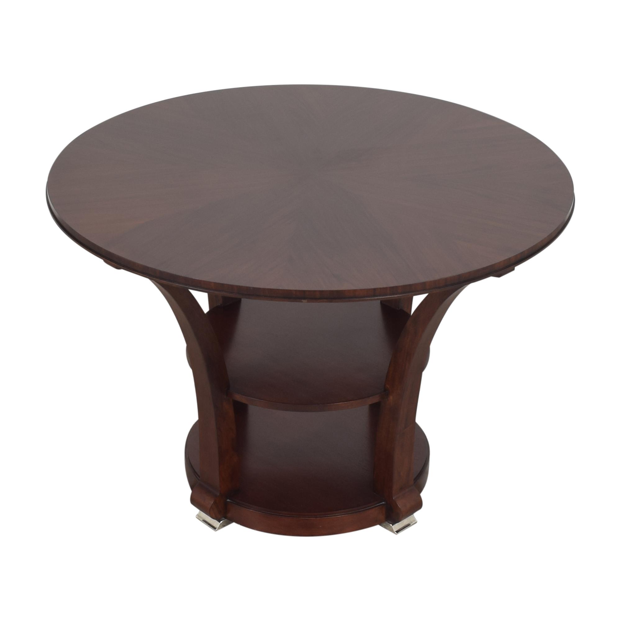 Hekman Furniture Hekman Metropolis Dining Table nj