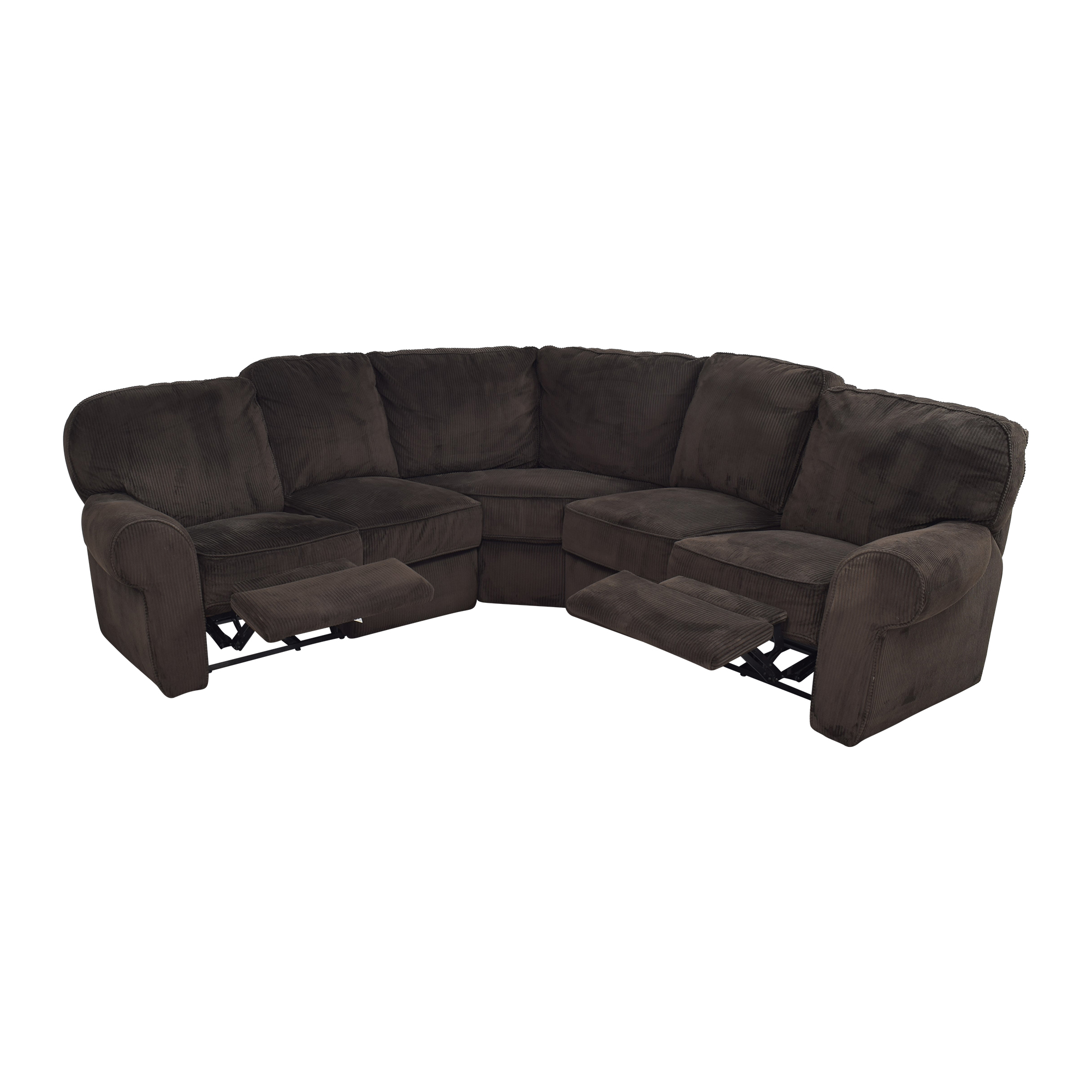 Lane Furniture Lane Furniture Megan Three Piece Reclining Sectional coupon