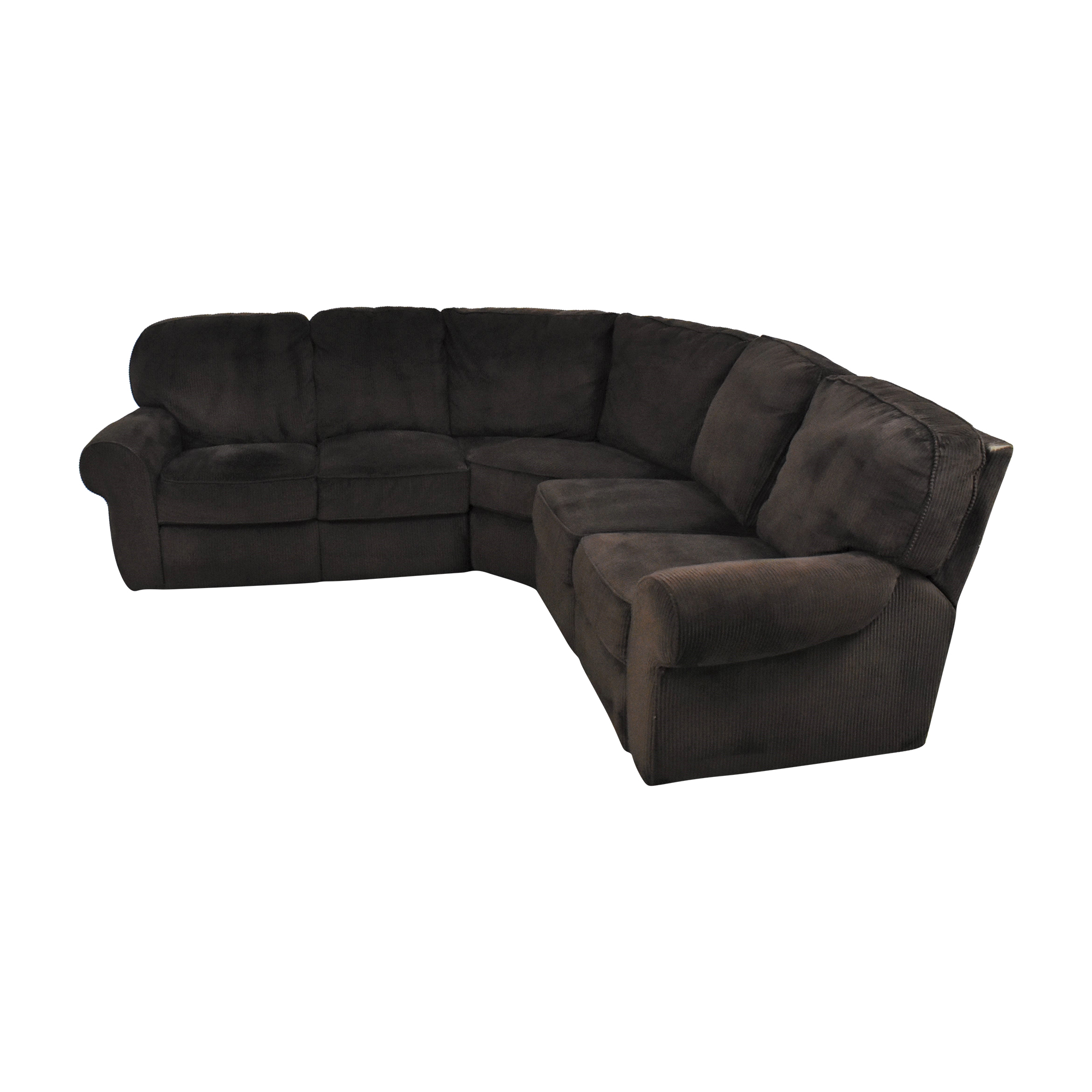 Lane Furniture Lane Furniture Megan Three Piece Reclining Sectional on sale