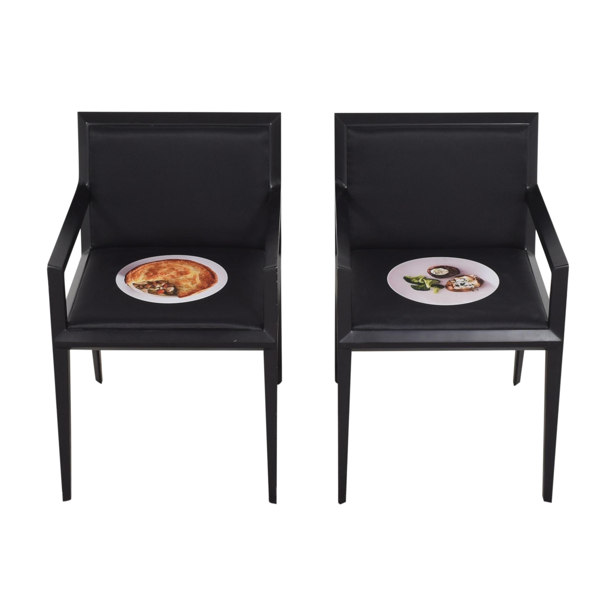 Bernhardt Bernhardt Whisper Arm Chairs discount