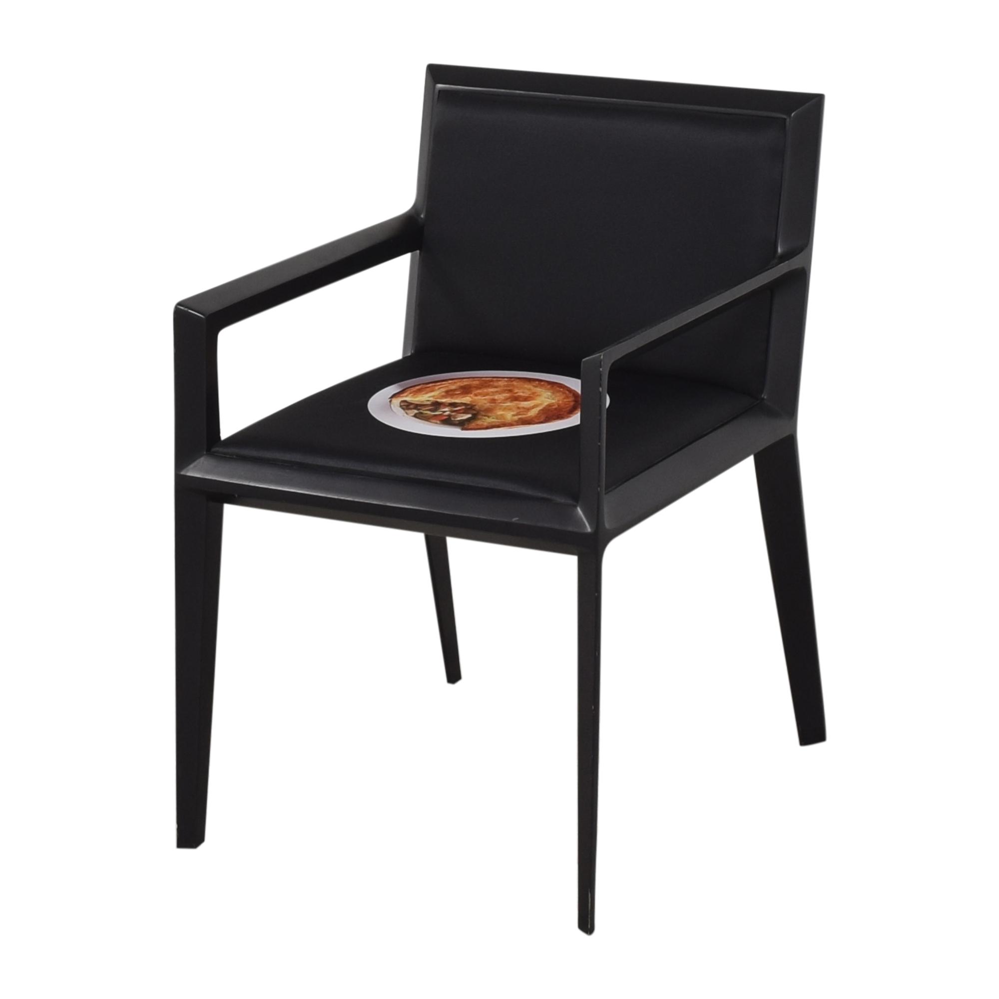 shop Bernhardt Whisper Arm Chairs Bernhardt