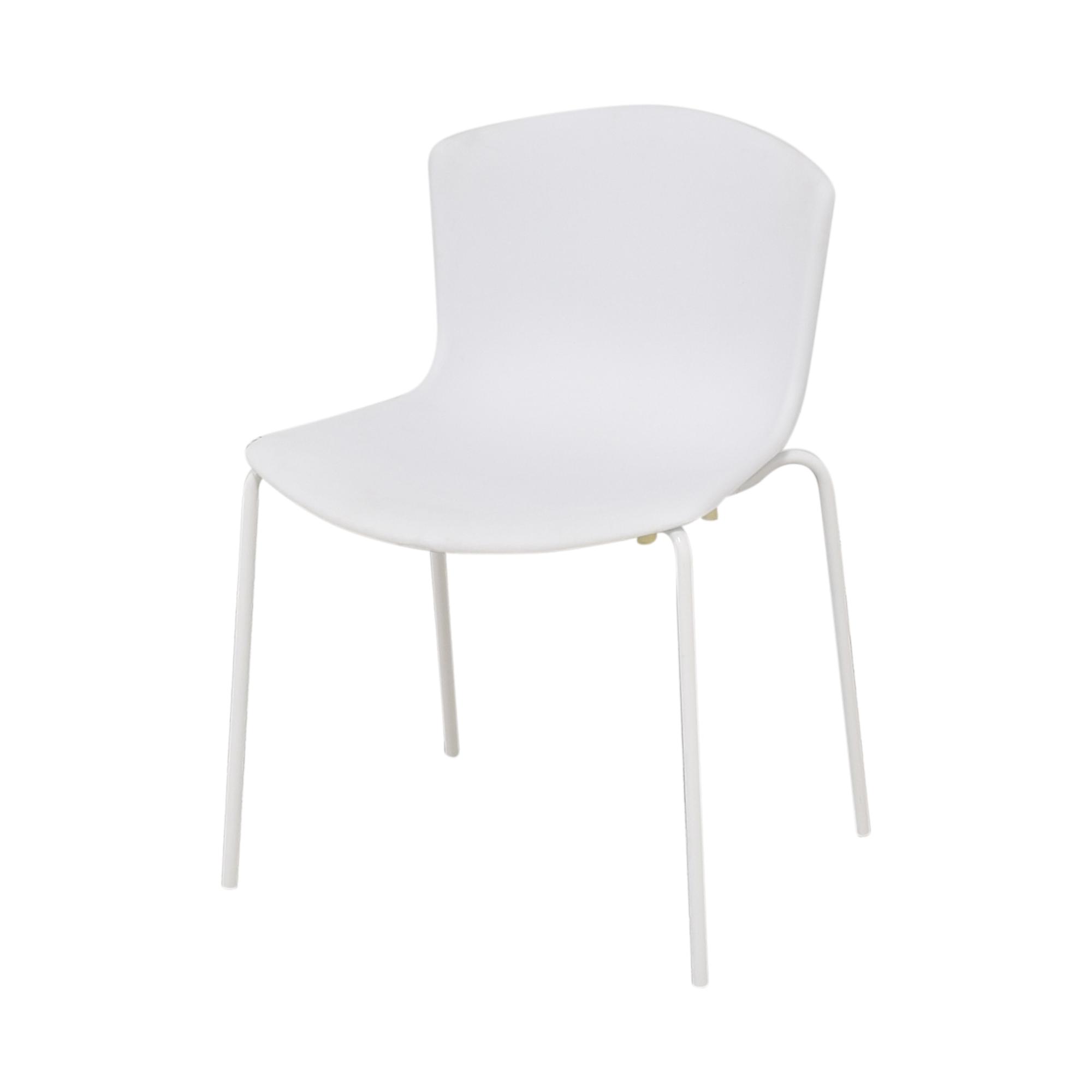 shop Knoll Knoll Bertoia Molded Shell Side Chair online