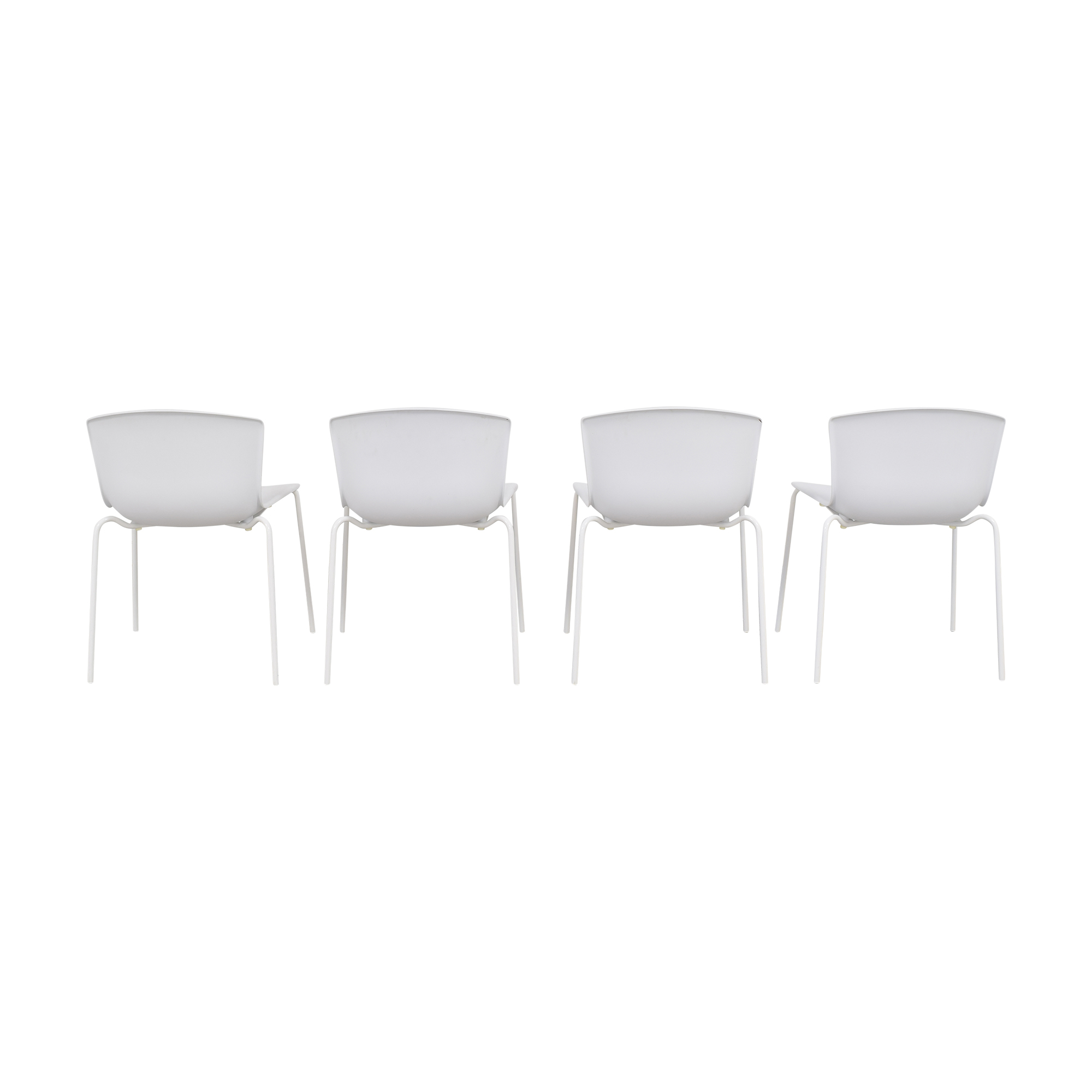 Knoll Bertoia Molded Shell Side Chair / Dining Chairs