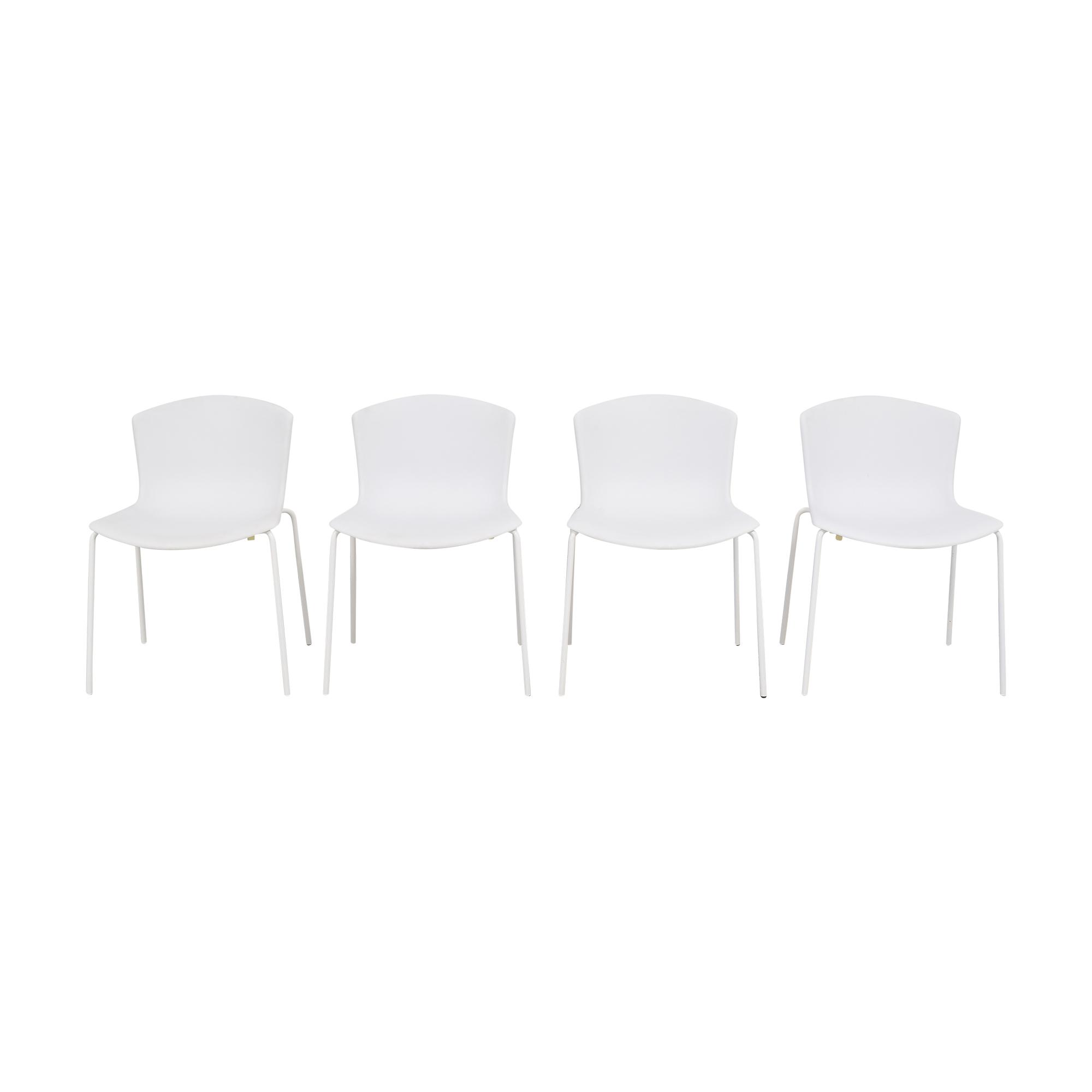 buy Knoll Bertoia Molded Shell Side Chair Knoll
