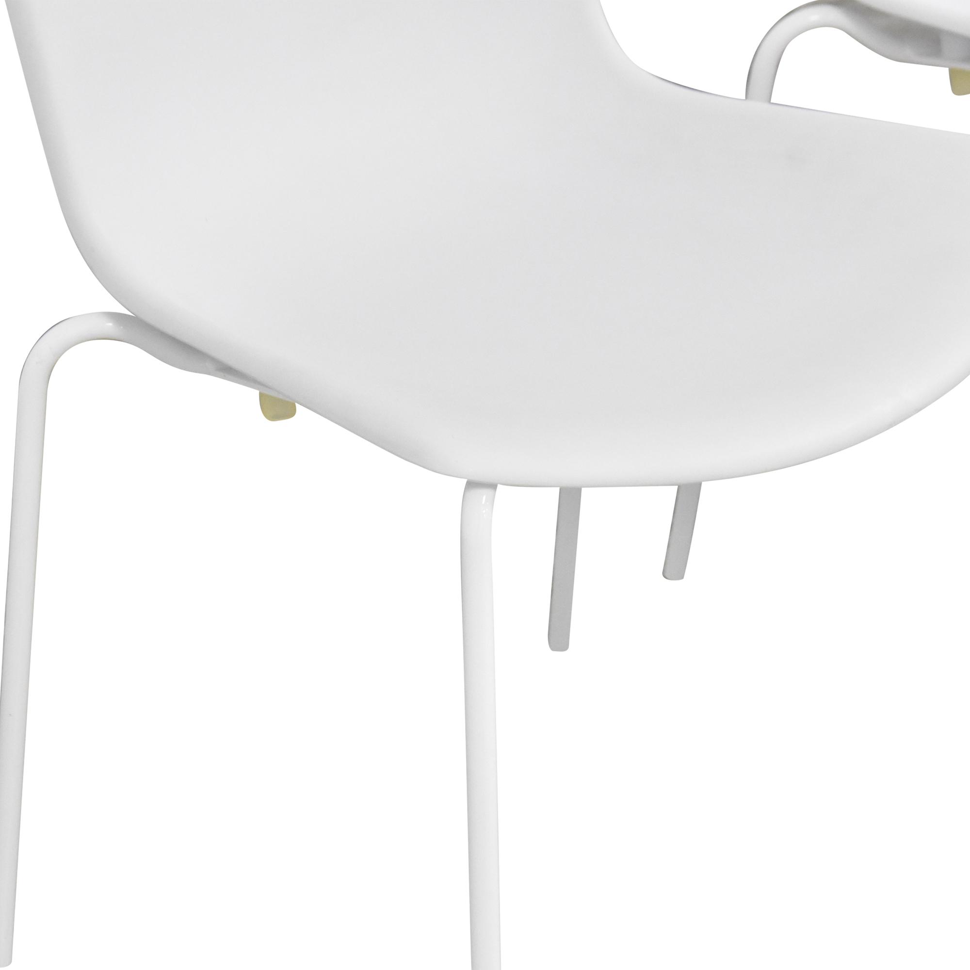 shop Knoll Bertoia Molded Shell Side Chair Knoll