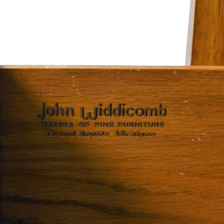 John Widdicomb Co. John Widdicomb Co. Tambour Door Gentleman's Chest ma
