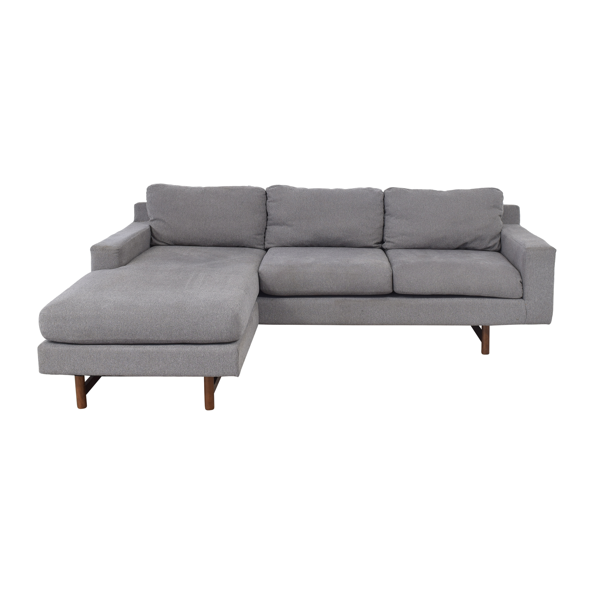 West Elm Eddy Reversible Sectional / Sectionals