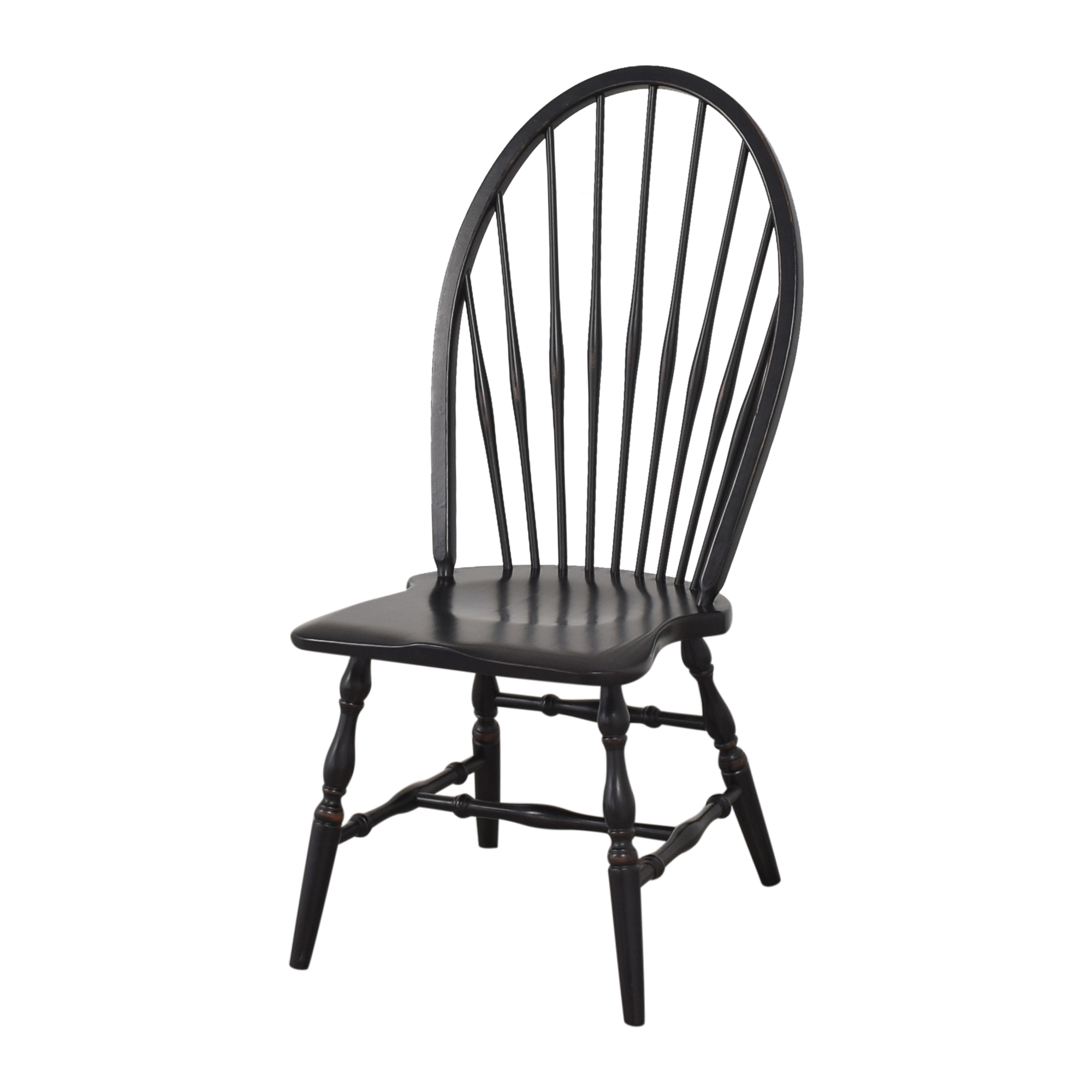 shop Country Willow Windsor Dining Chairs Country Willow Chairs