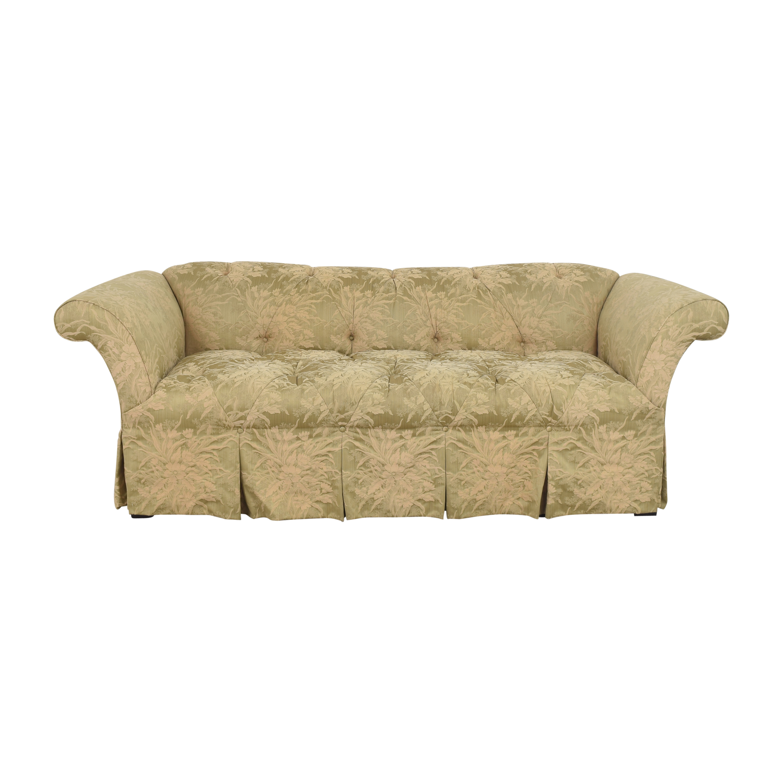 Huffman Koos Huffman Koos Tufted Sofa used