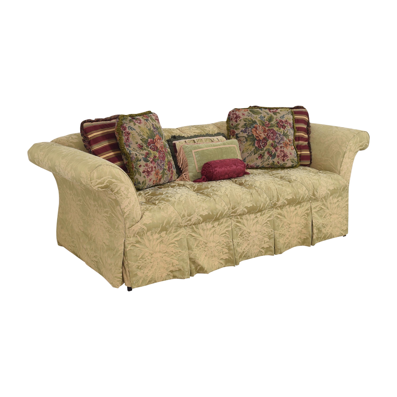 Huffman Koos Tufted Sofa sale