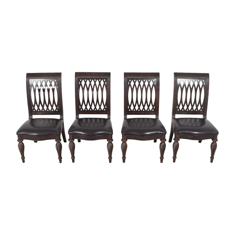 Bernhardt Bernhardt Belmont Side Dining Chairs ma