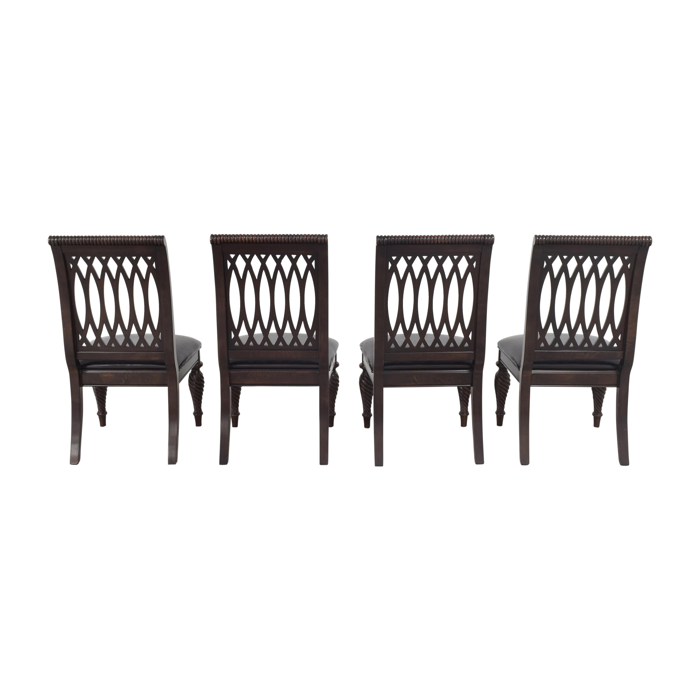 shop Bernhardt Belmont Side Dining Chairs Bernhardt Dining Chairs