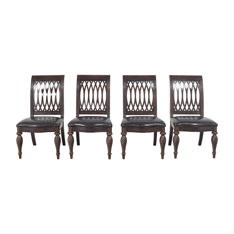 Bernhardt Bernhardt Belmont Side Dining Chairs dimensions