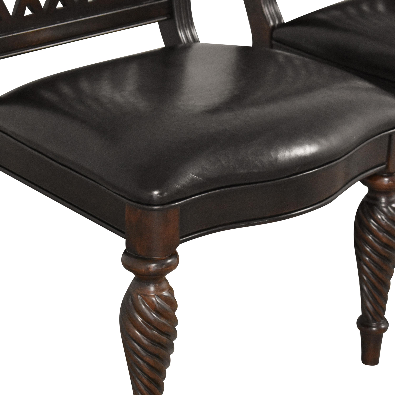 Bernhardt Bernhardt Belmont Side Dining Chairs second hand