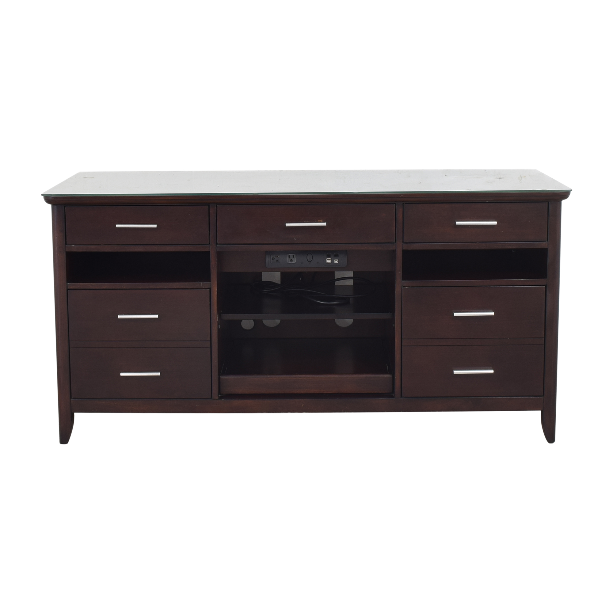 Hooker Furniture Hooker Furniture Office Credenza pa