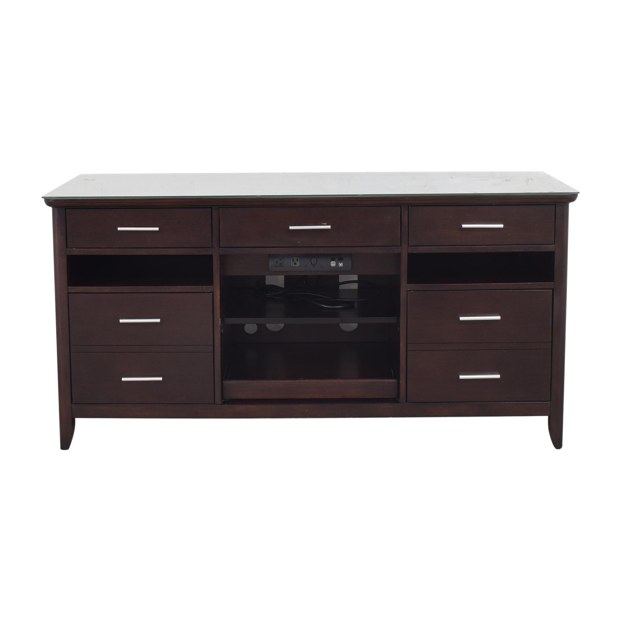 buy Hooker Furniture Office Credenza Hooker Furniture