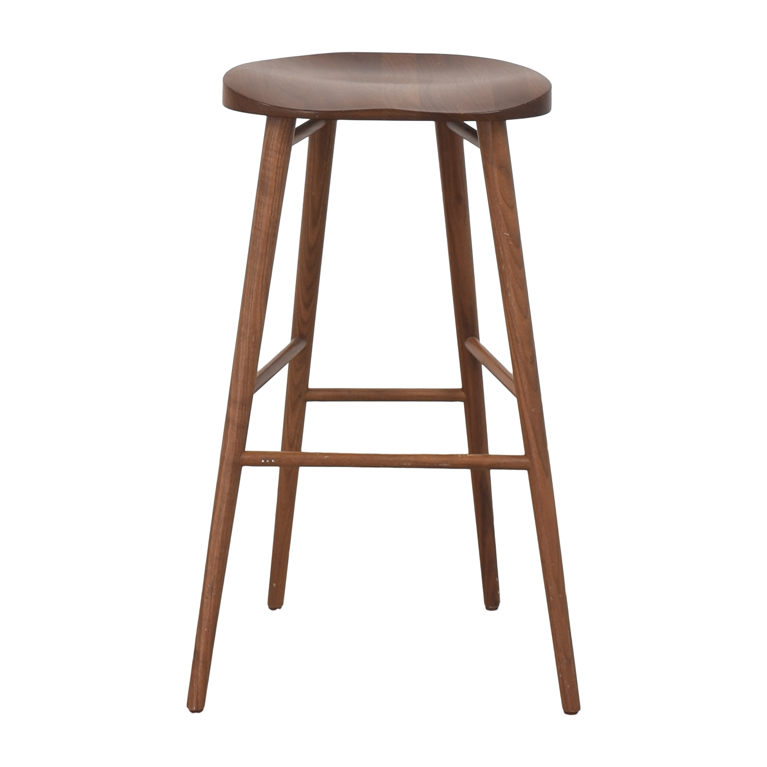Room & Board Room & Board Bay Bar Stool brown