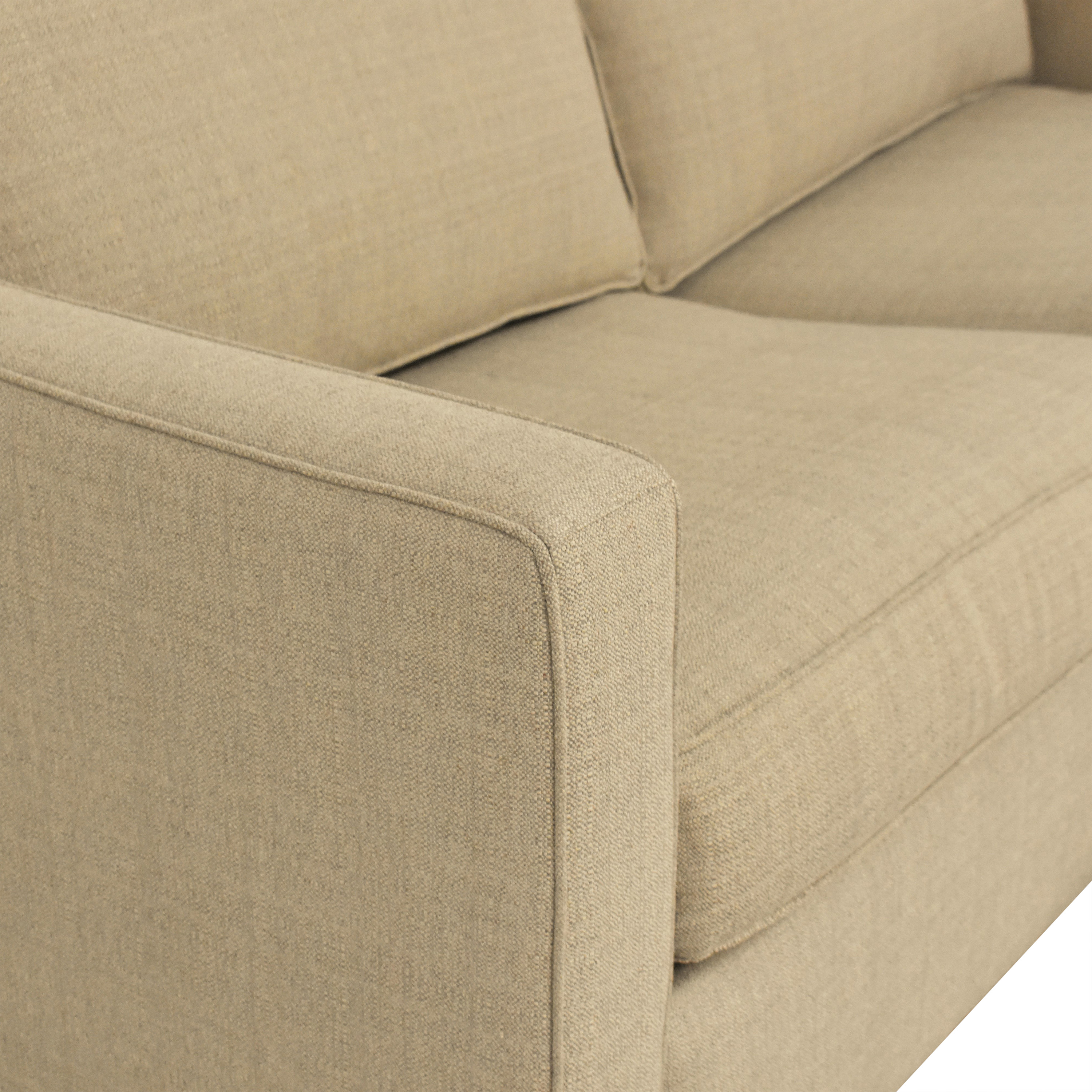 Younger Furniture Younger Furniture Two Cushion Sleeper Sofa coupon
