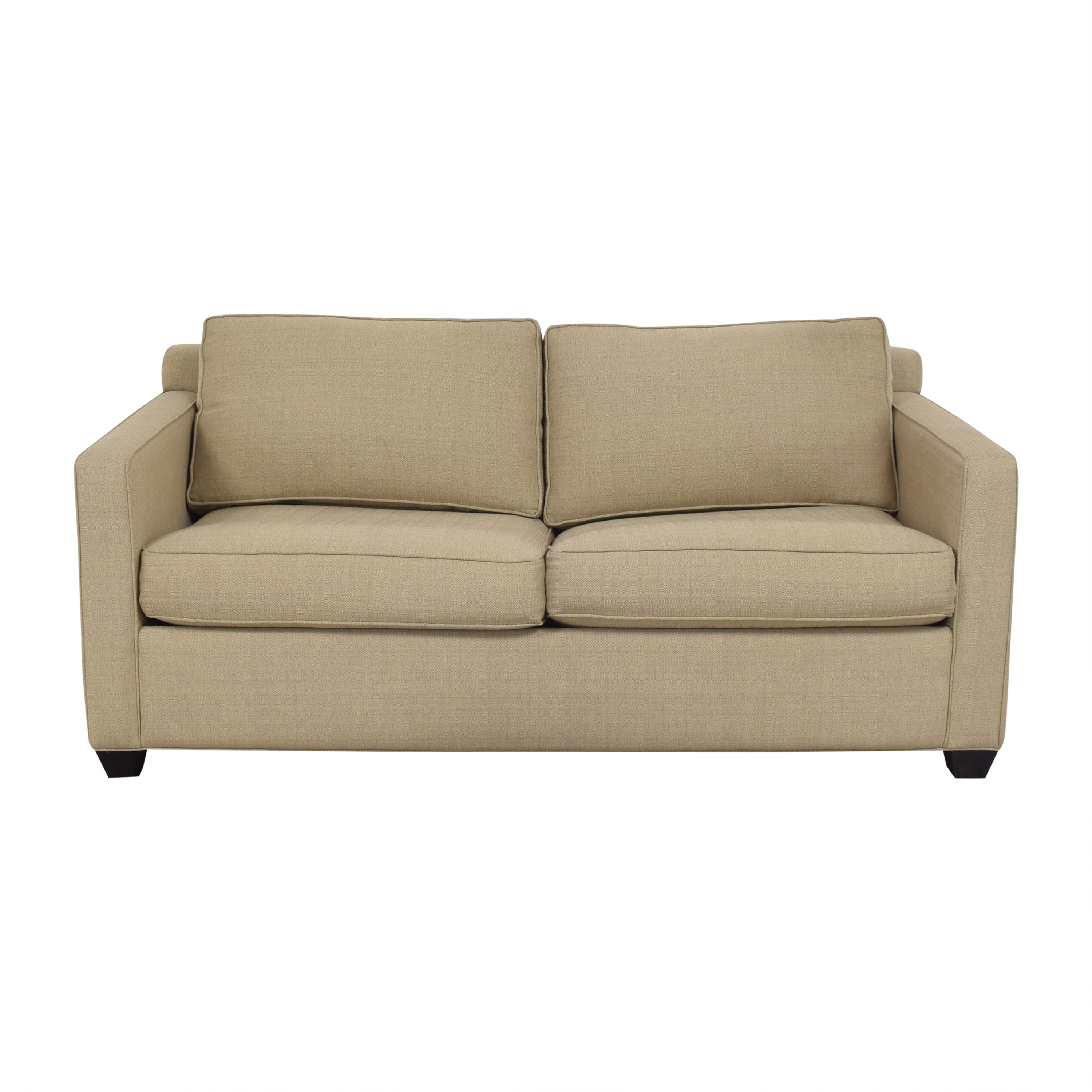 Younger Furniture Younger Furniture Two Cushion Sleeper Sofa for sale