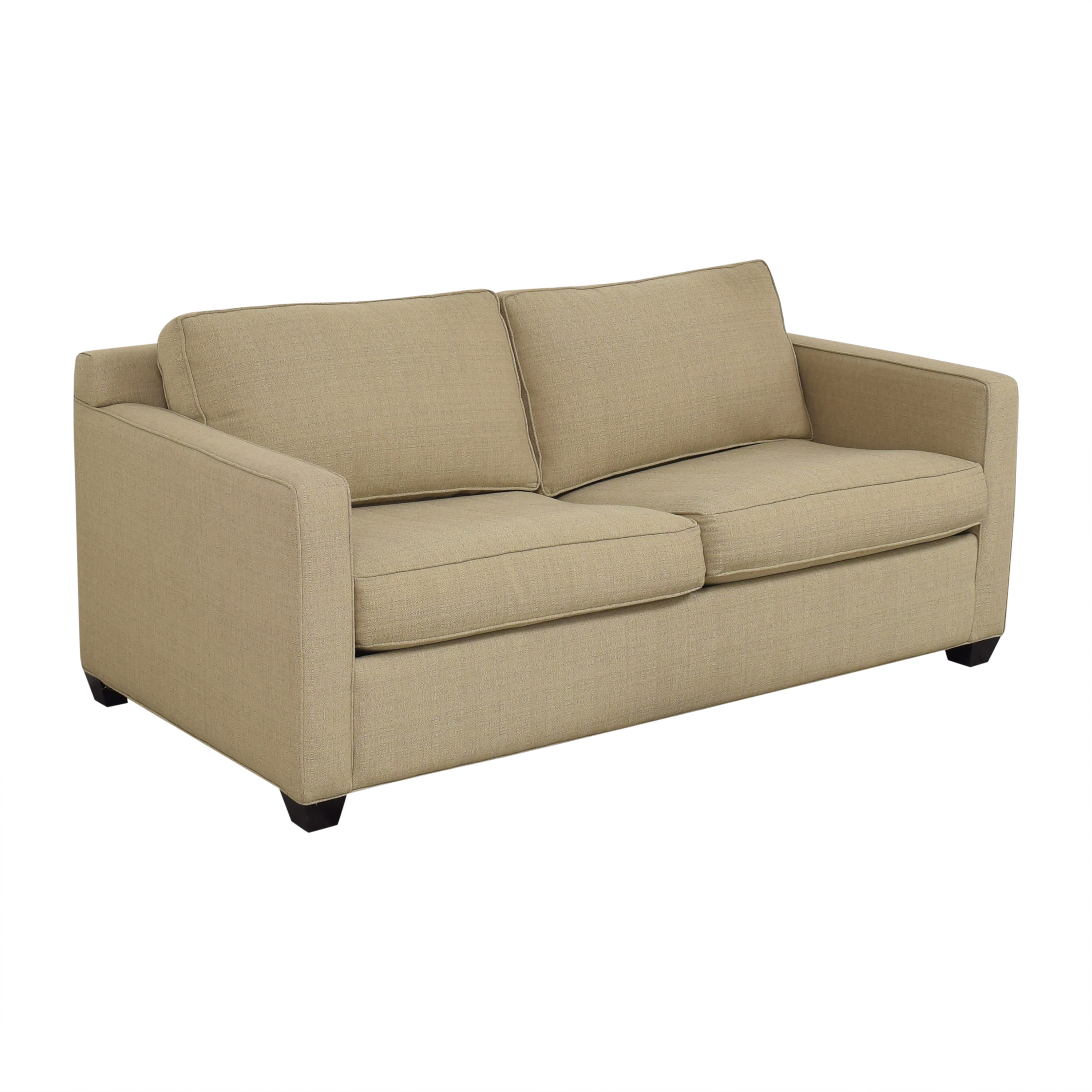Younger Furniture Younger Furniture Two Cushion Sleeper Sofa discount
