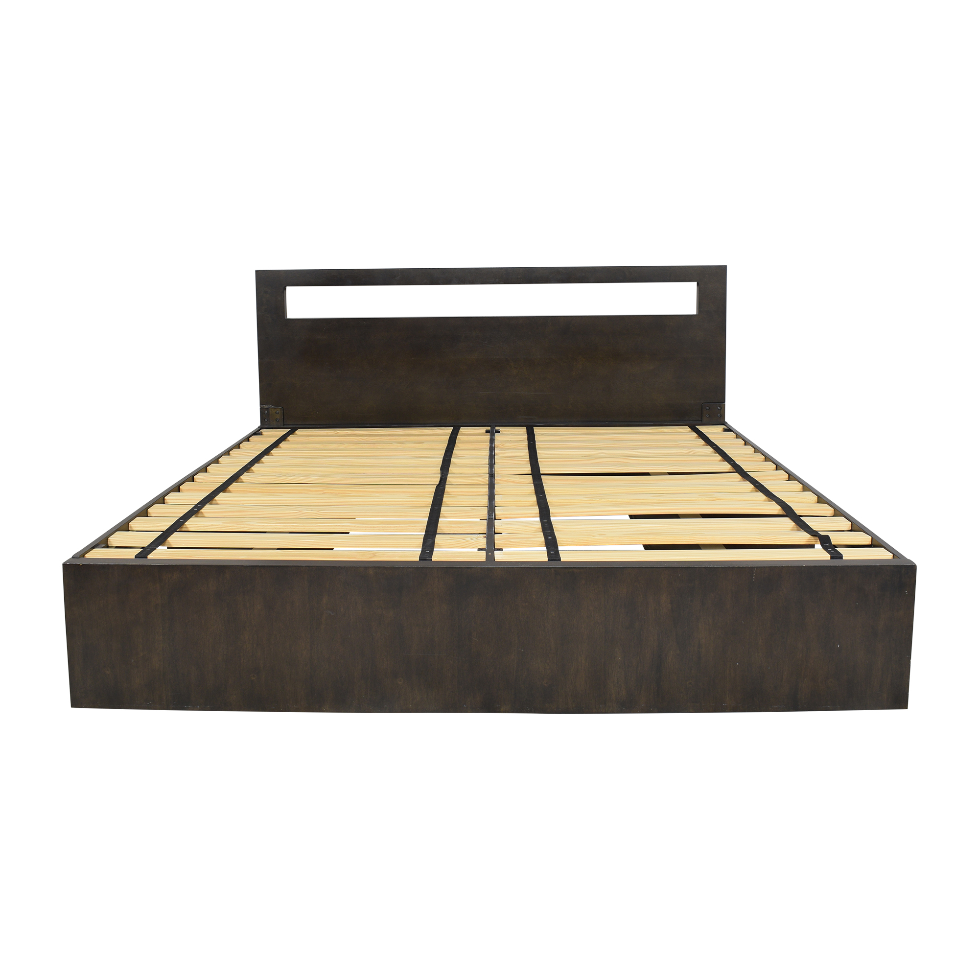 West Elm West Elm Sylvan Storage King Bed second hand