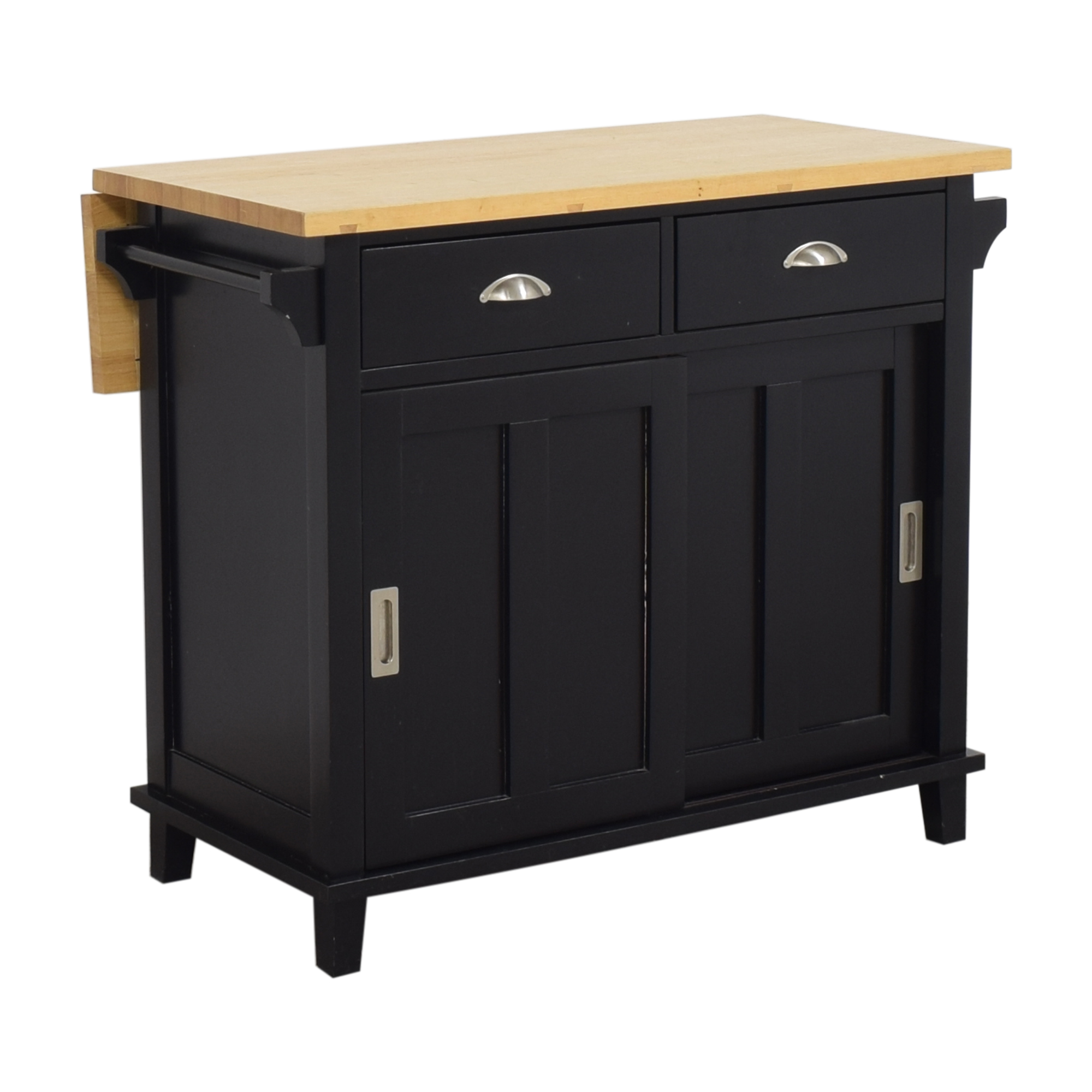 Crate & Barrel Belmont Kitchen Island / Utility Tables