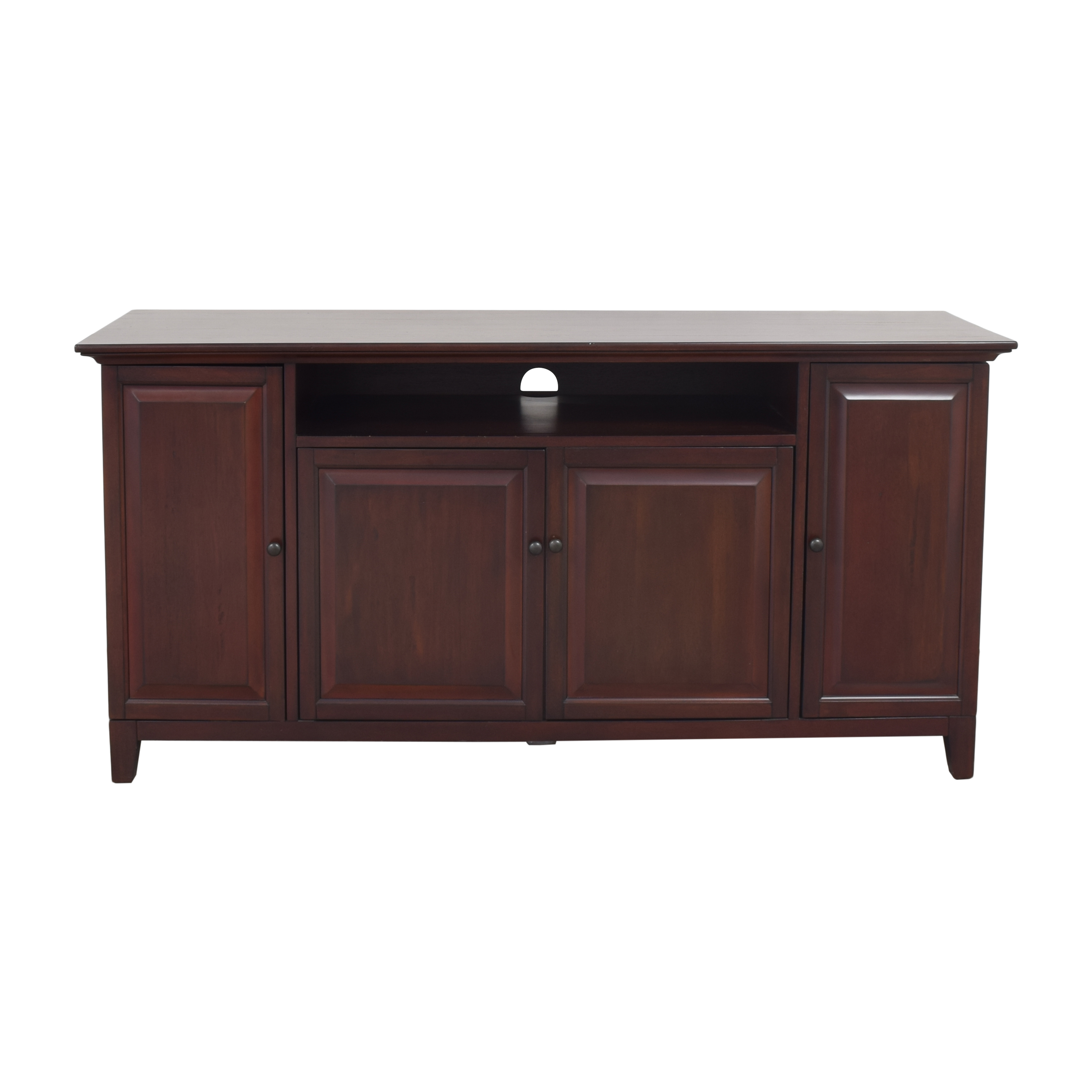 Pottery Barn Pottery Barn Hudson Media Console for sale