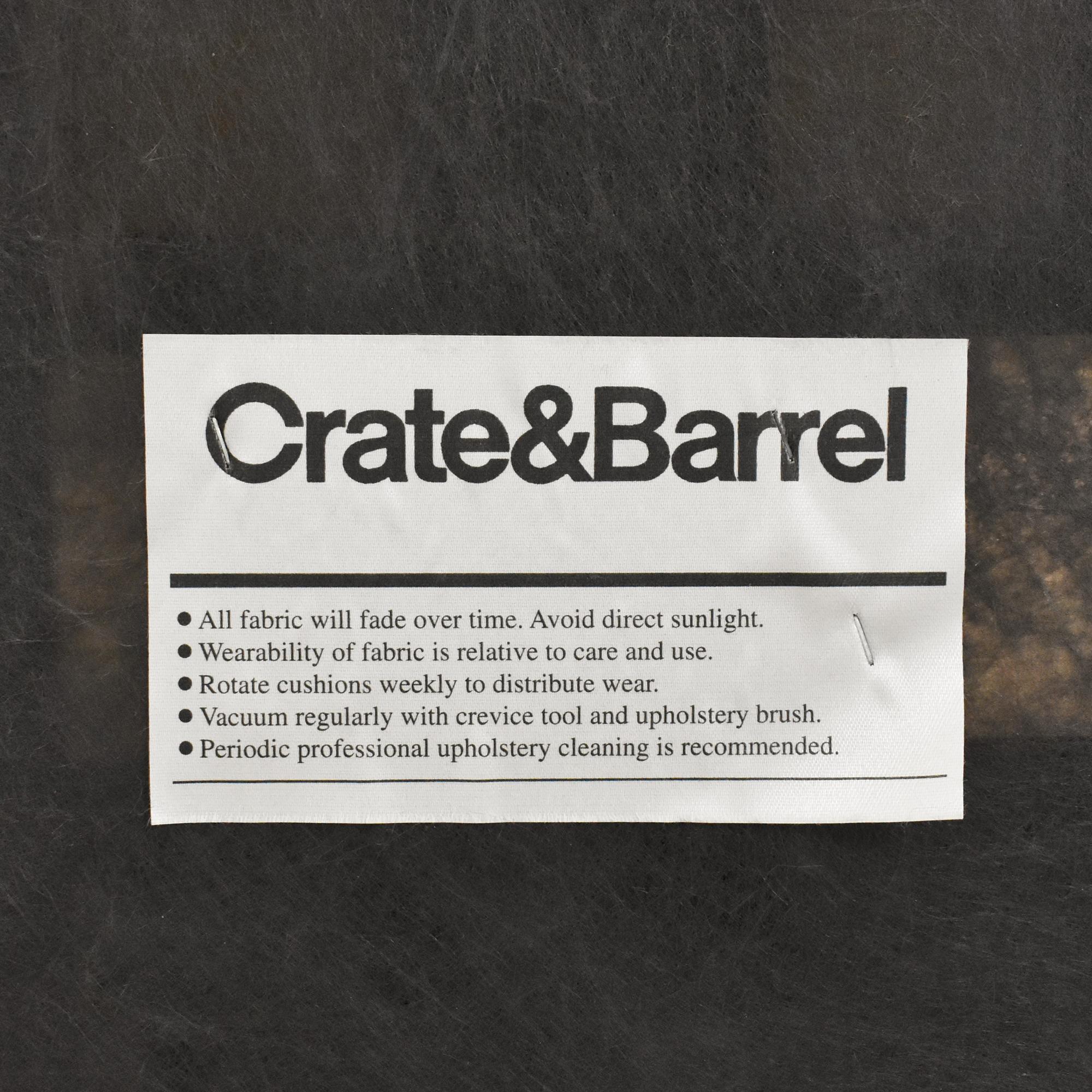 Crate & Barrel Crate & Barrel Colette Bench on sale