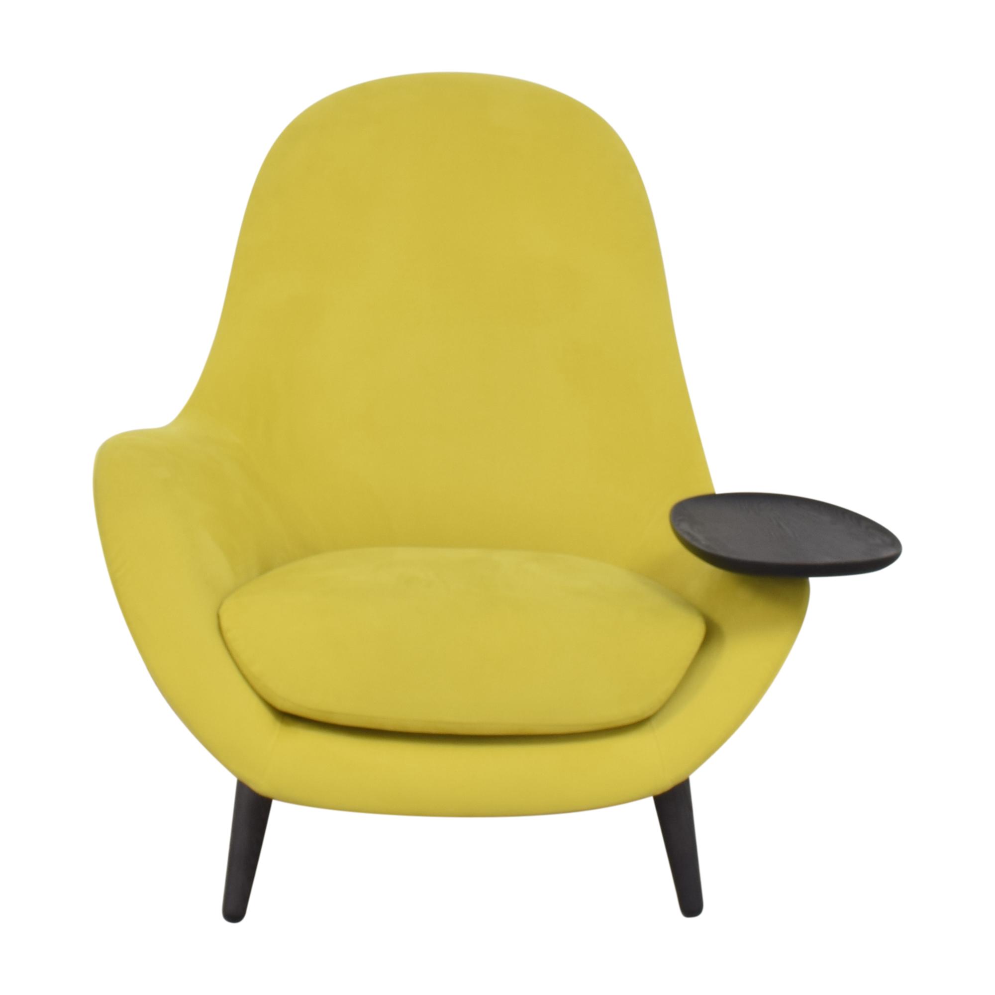 Poliform Poliform Mad King Chair nj