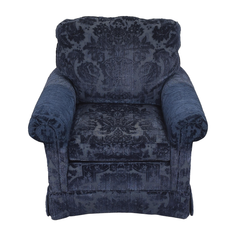 Ralph Lauren Home Roll Arm Accent Chair sale