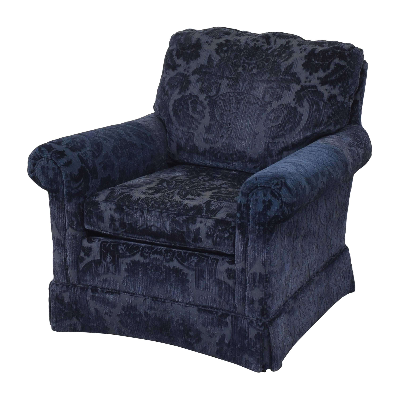 Ralph Lauren Home Ralph Lauren Home Roll Arm Accent Chair for sale