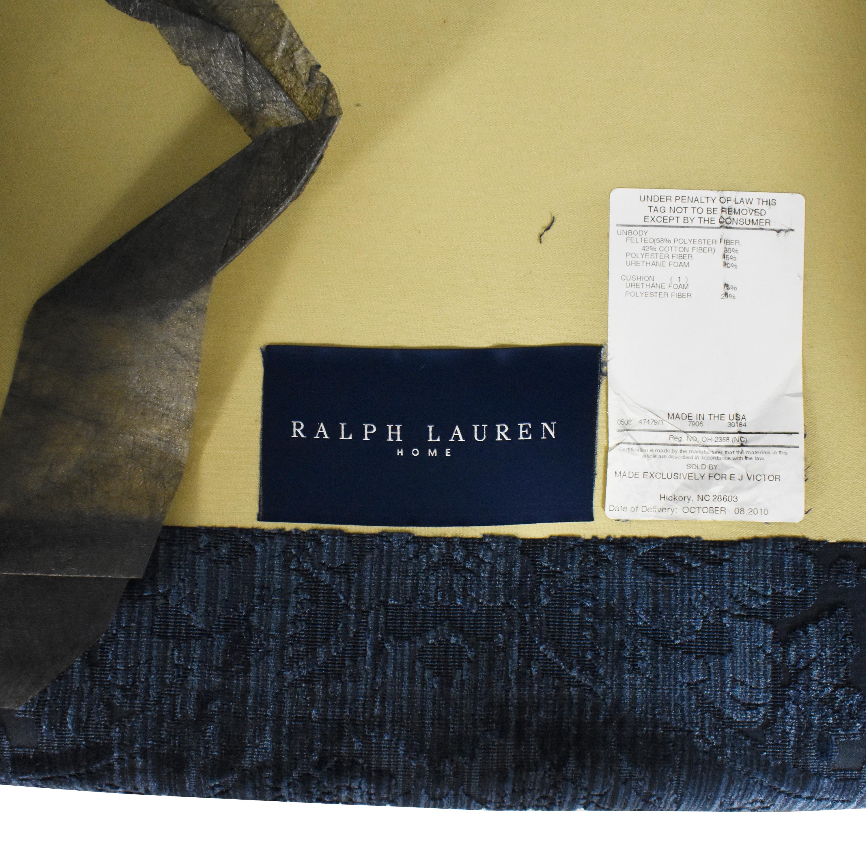 Ralph Lauren Home Ralph Lauren Home Roll Arm Accent Chair nyc