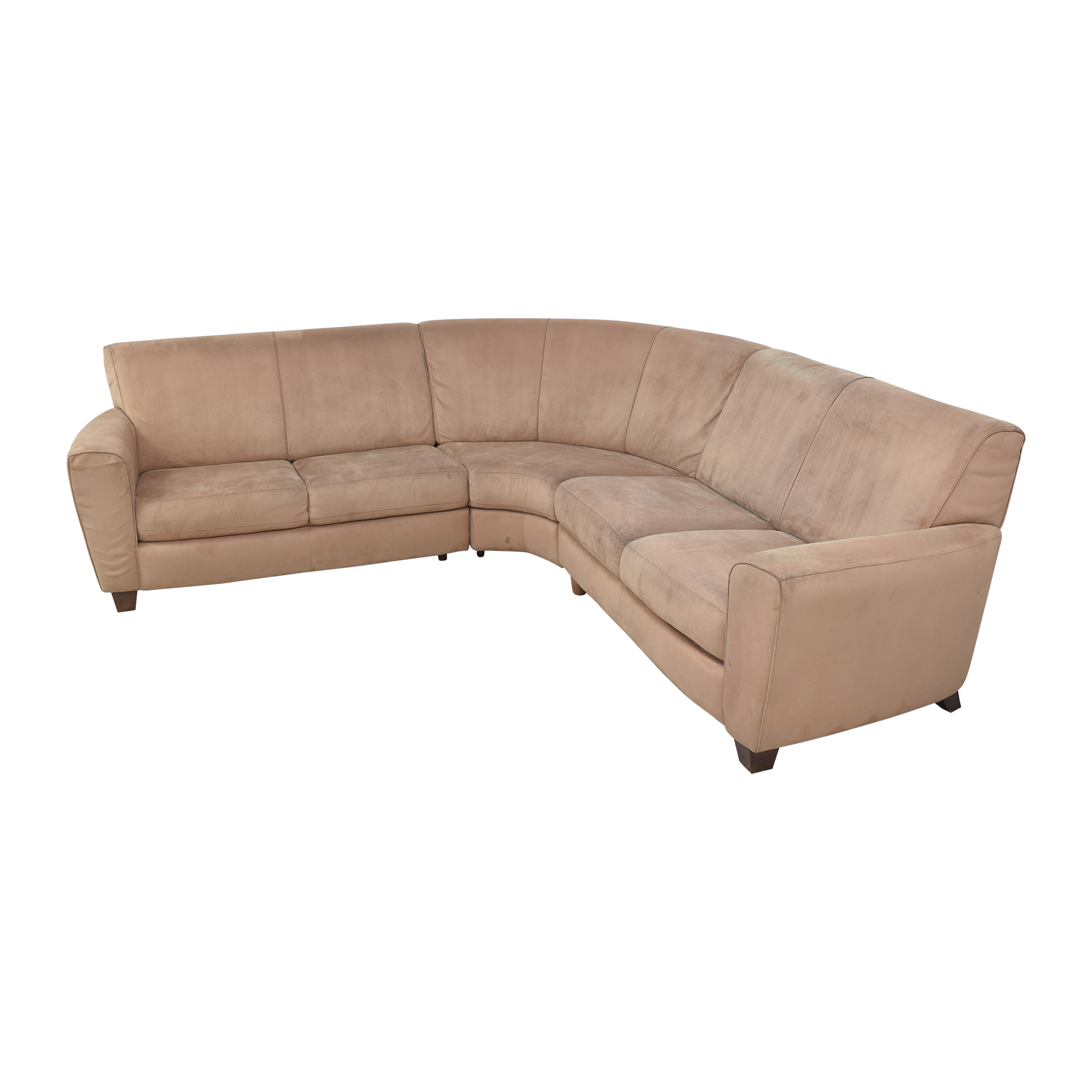 Natuzzi Natuzzi Corner Sectional Sofa for sale