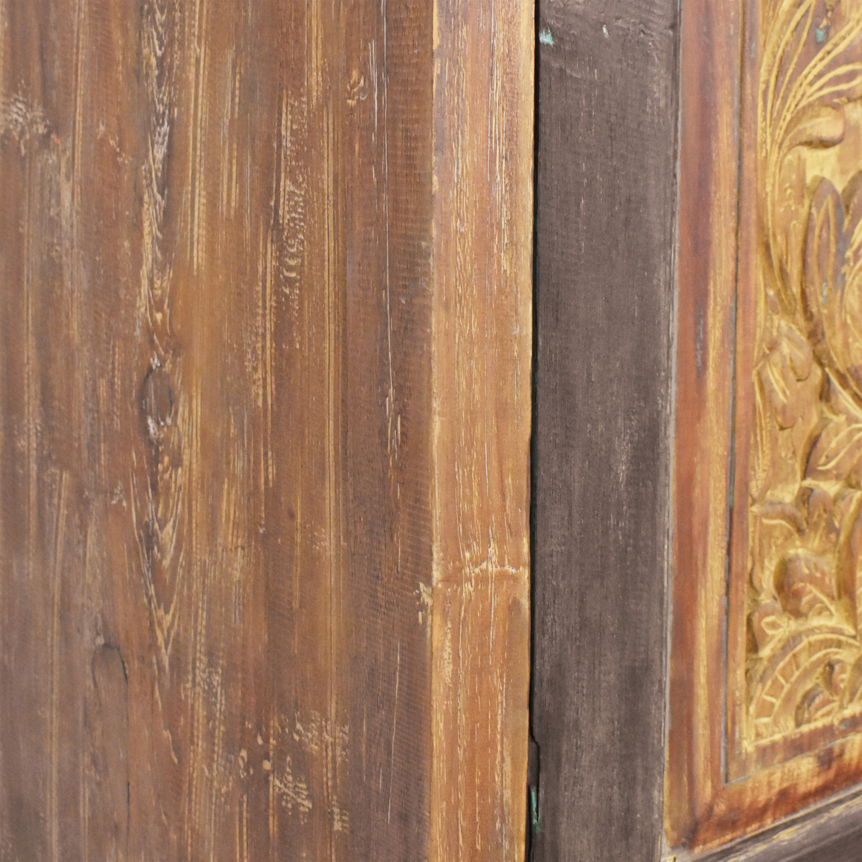 Rustic Vintage-Style Armoire price