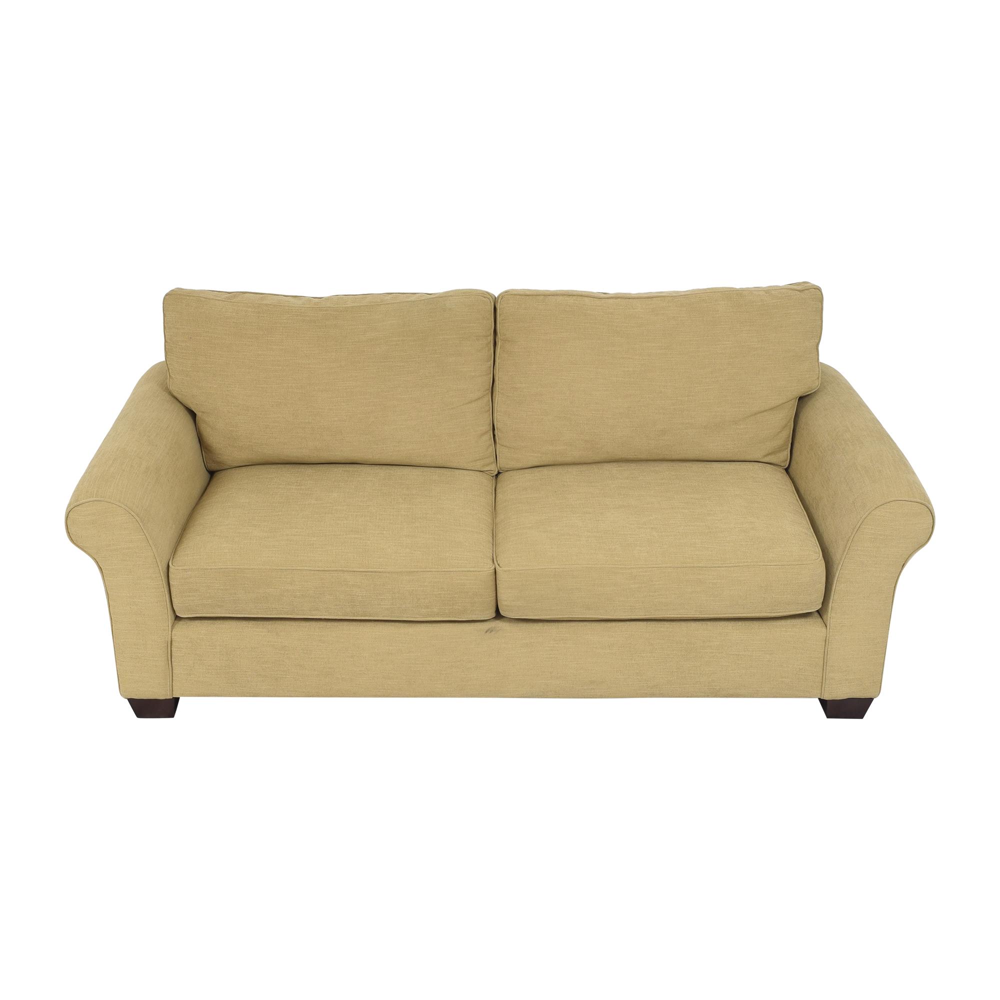 Pottery Barn Pottery Barn Comfort Roll Arm Sofa nj