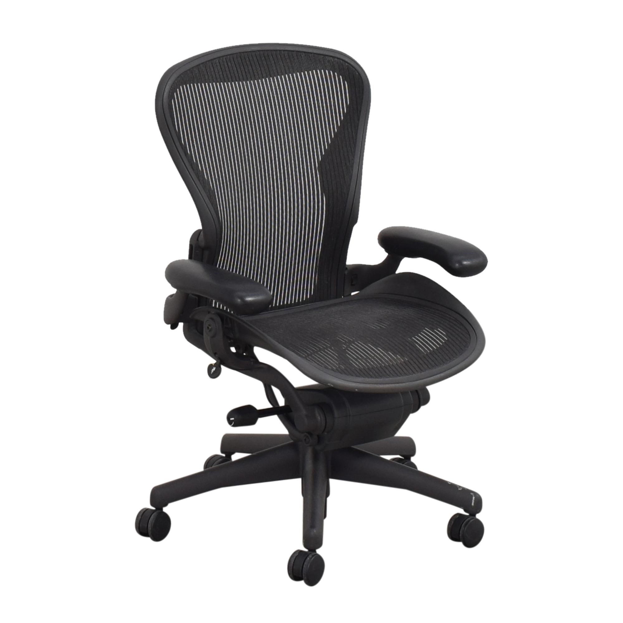 Herman Miller Size B Aeron Chair / Chairs