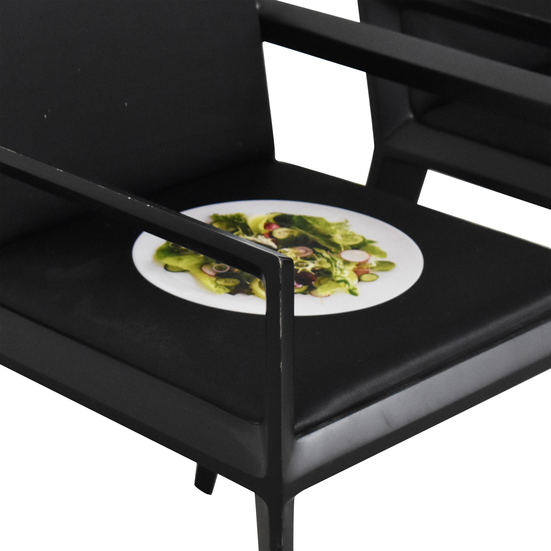 buy Bernhardt Bernhardt Custom Graphic Whisper Arm Chairs online