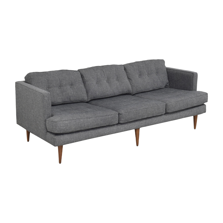 buy West Elm West Elm Peggy Mid-Century Sofa online