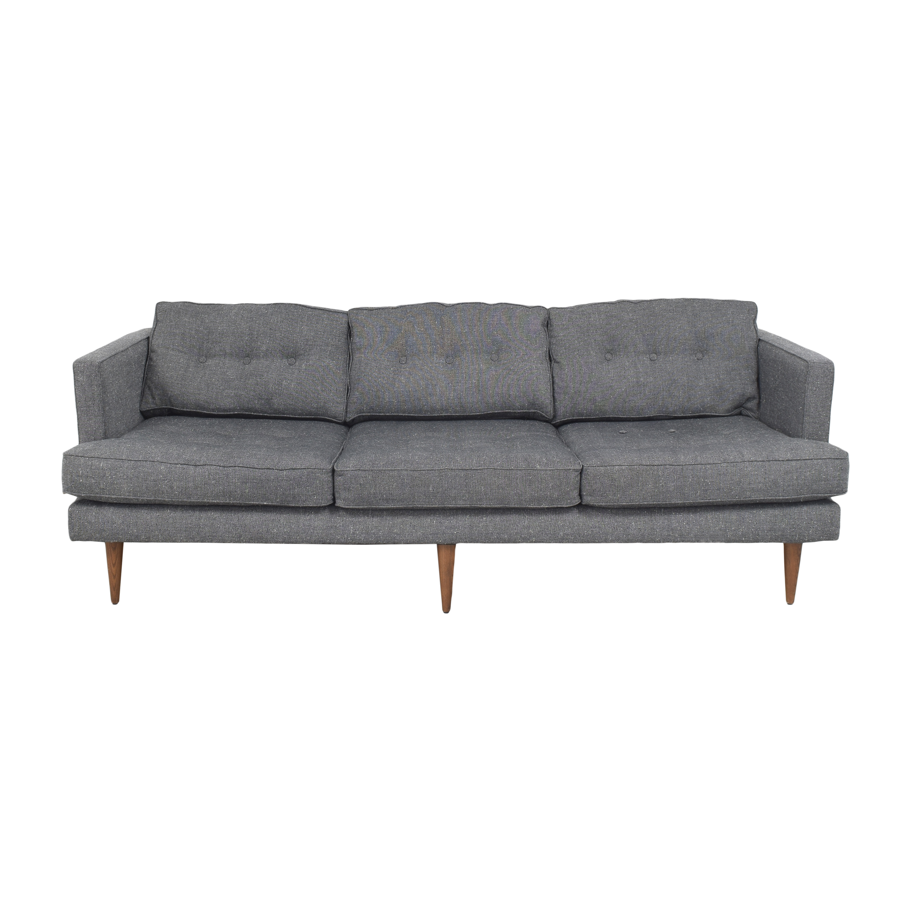 West Elm Peggy Mid-Century Sofa West Elm