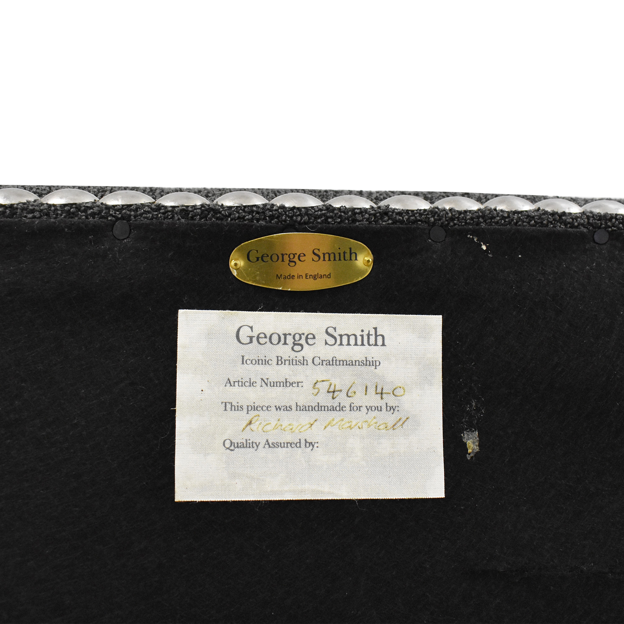 George Smith Tiplady Knole Sectional Sofa George Smith