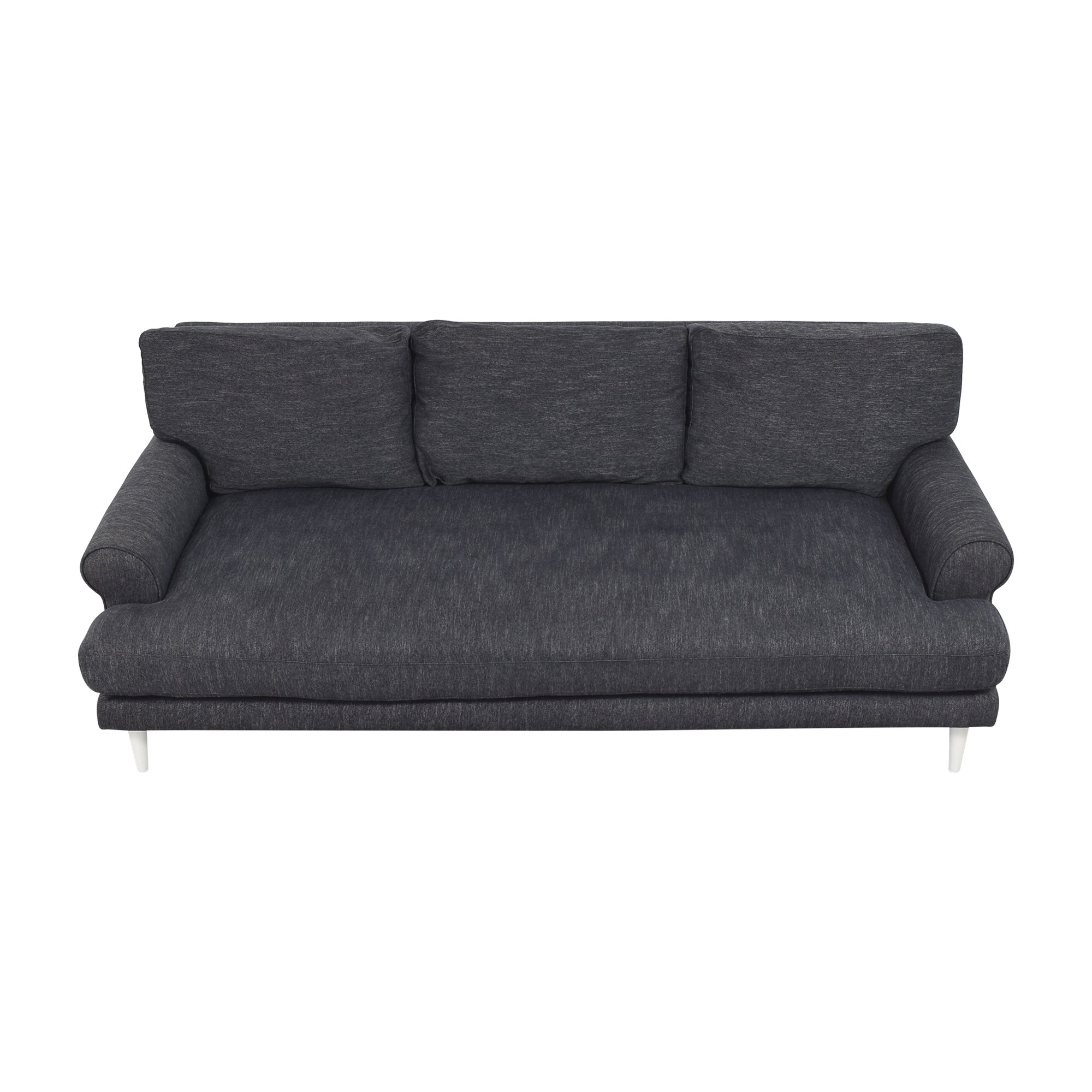 Interior Define Maxwell Bench Cushion Sofa / Sofas