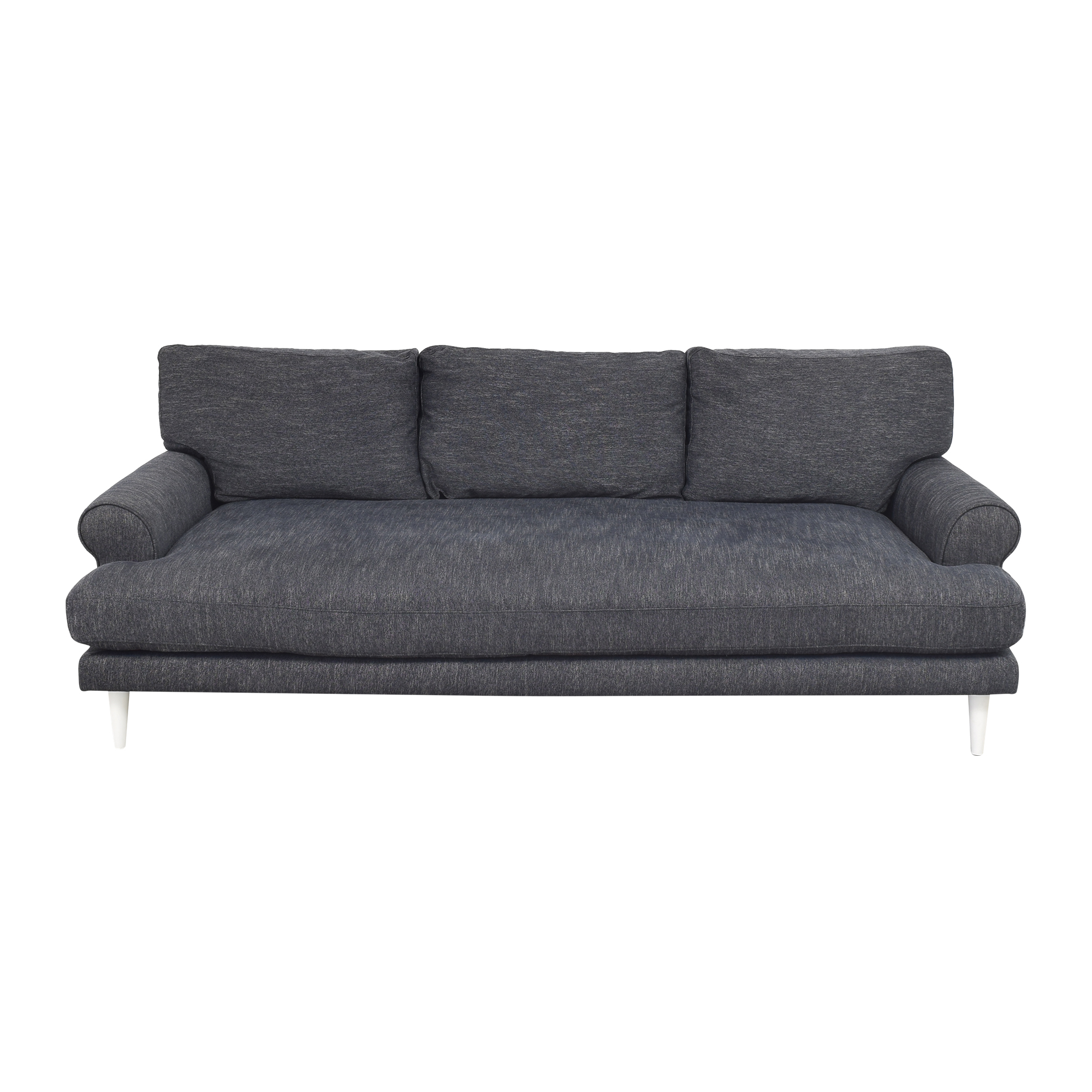 Interior Define Interior Define Maxwell Bench Cushion Sofa ct